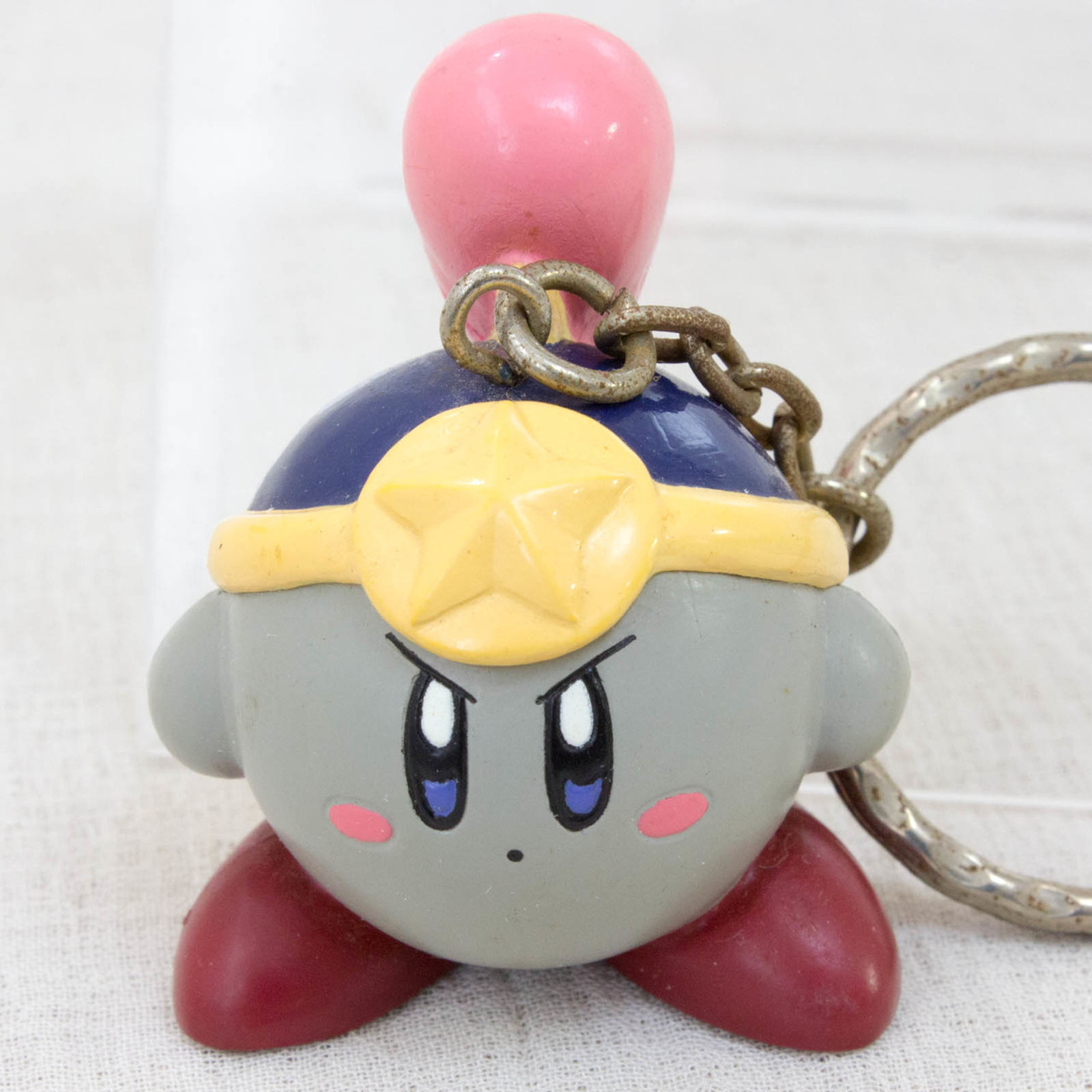Retro Rare! Kirby Super Star Figure Key Chain NINTENDO JAPAN GAME 2