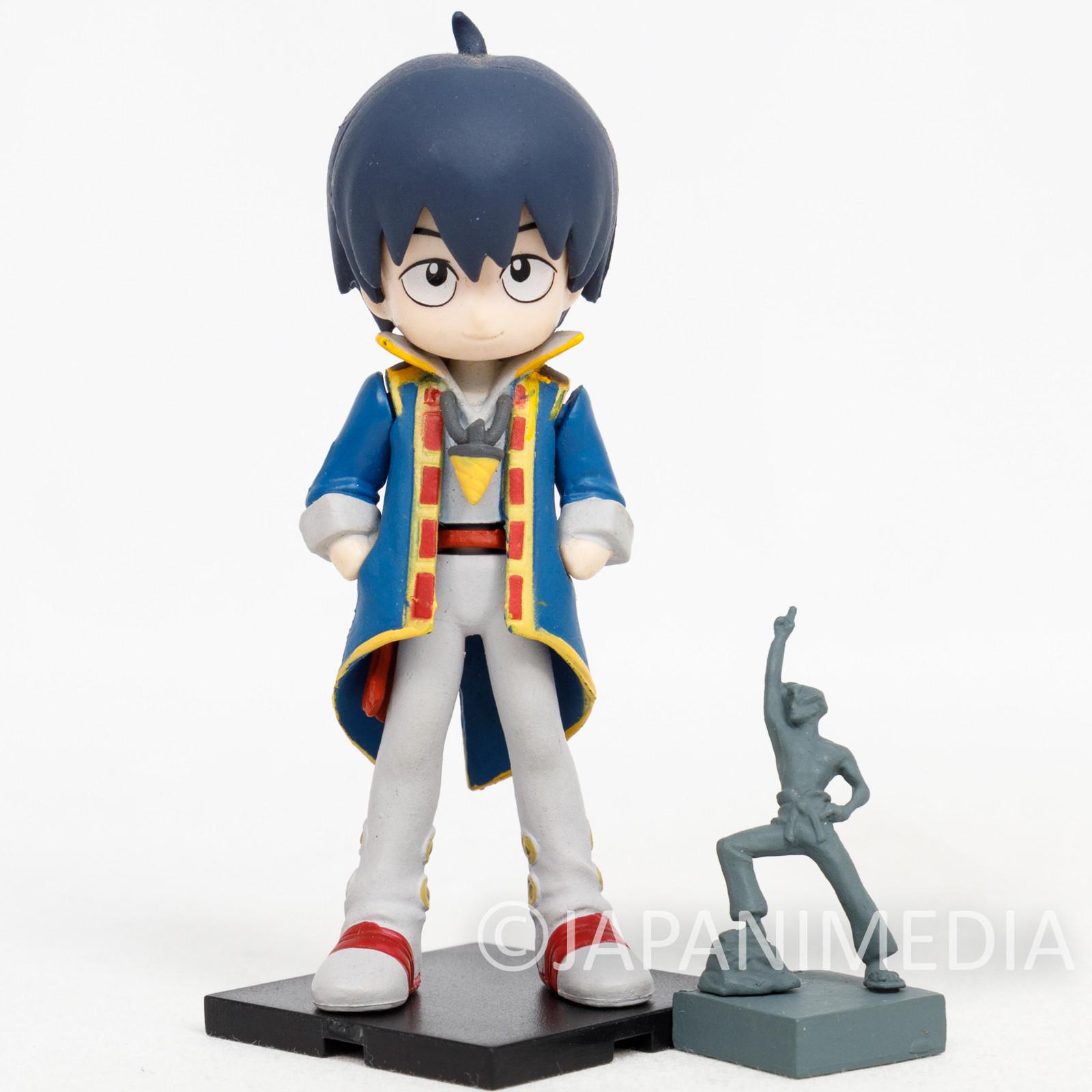 "Gurren Lagann Simon 3"" Mini Figure JAPAN ANIME MANGA 2"