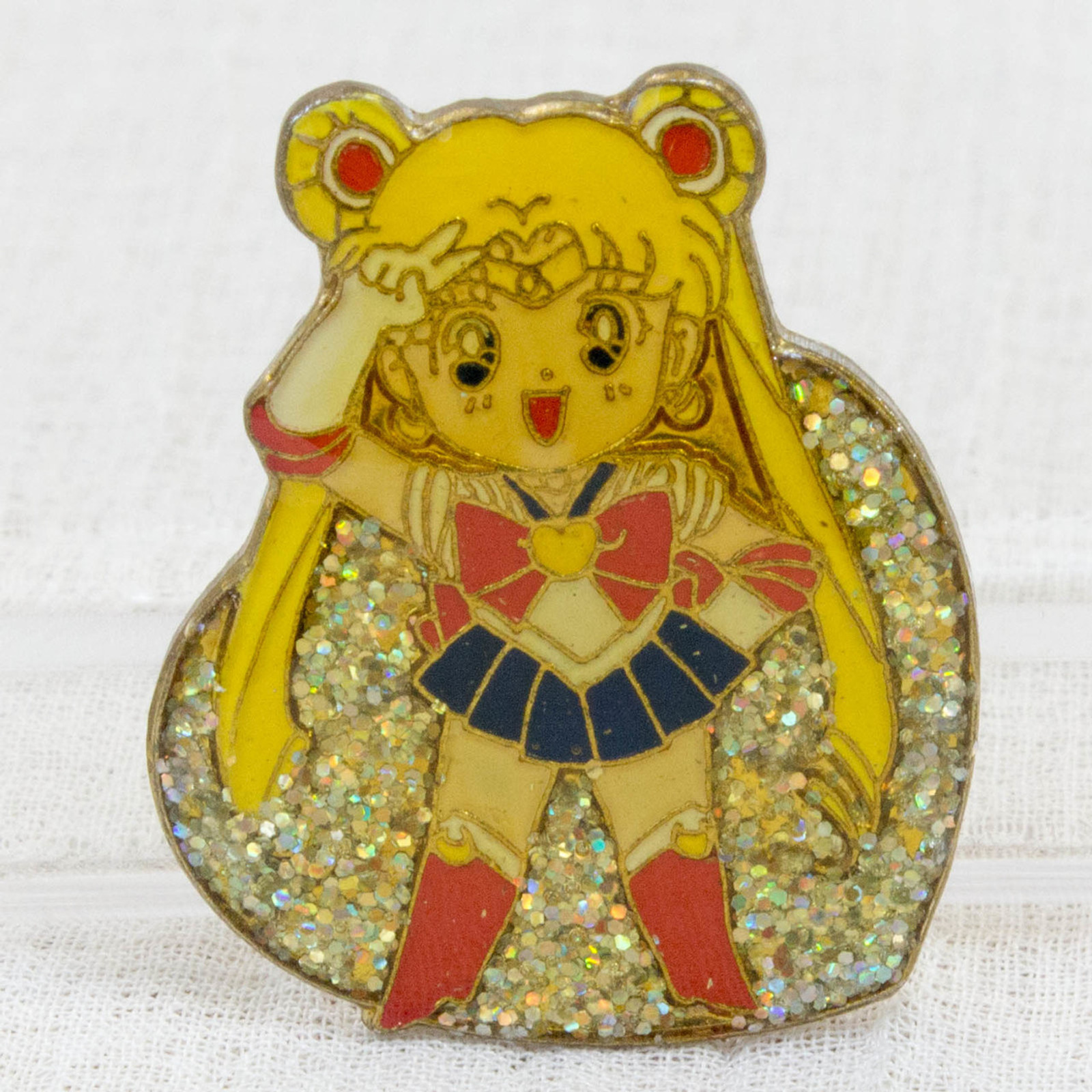 Sailor Moon Sailor Moon (Usagi Tsukino) Metal Pins Badge JAPAN ANIME MANGA 3