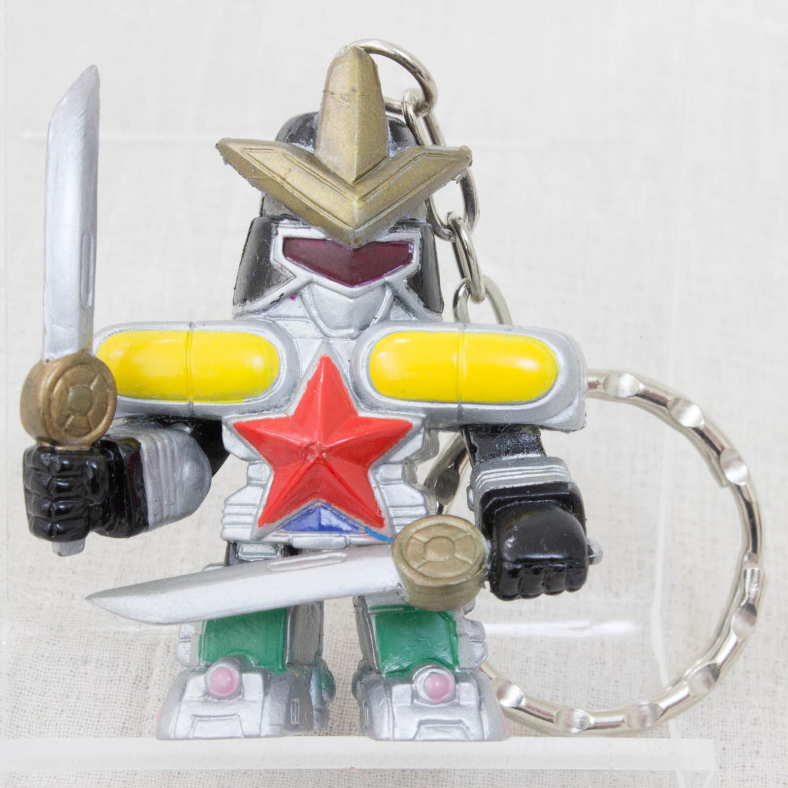 Choriki Sentai Ohranger OhBlocker Figure Key Chain Banpresto JAPAN TOKUSATSU