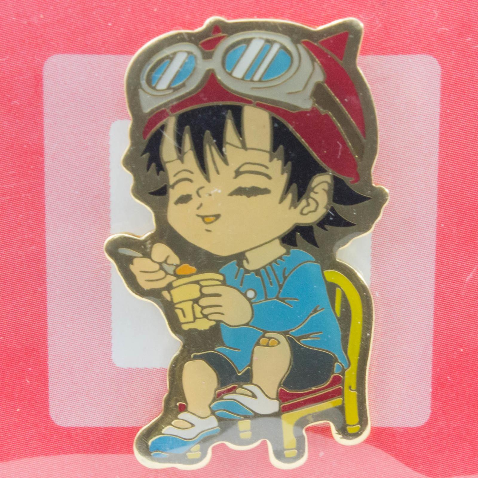 Sket Dance Bossun Yusuke Fujisaki Character Pins Shonen Jump JAPAN ANIME MANGA
