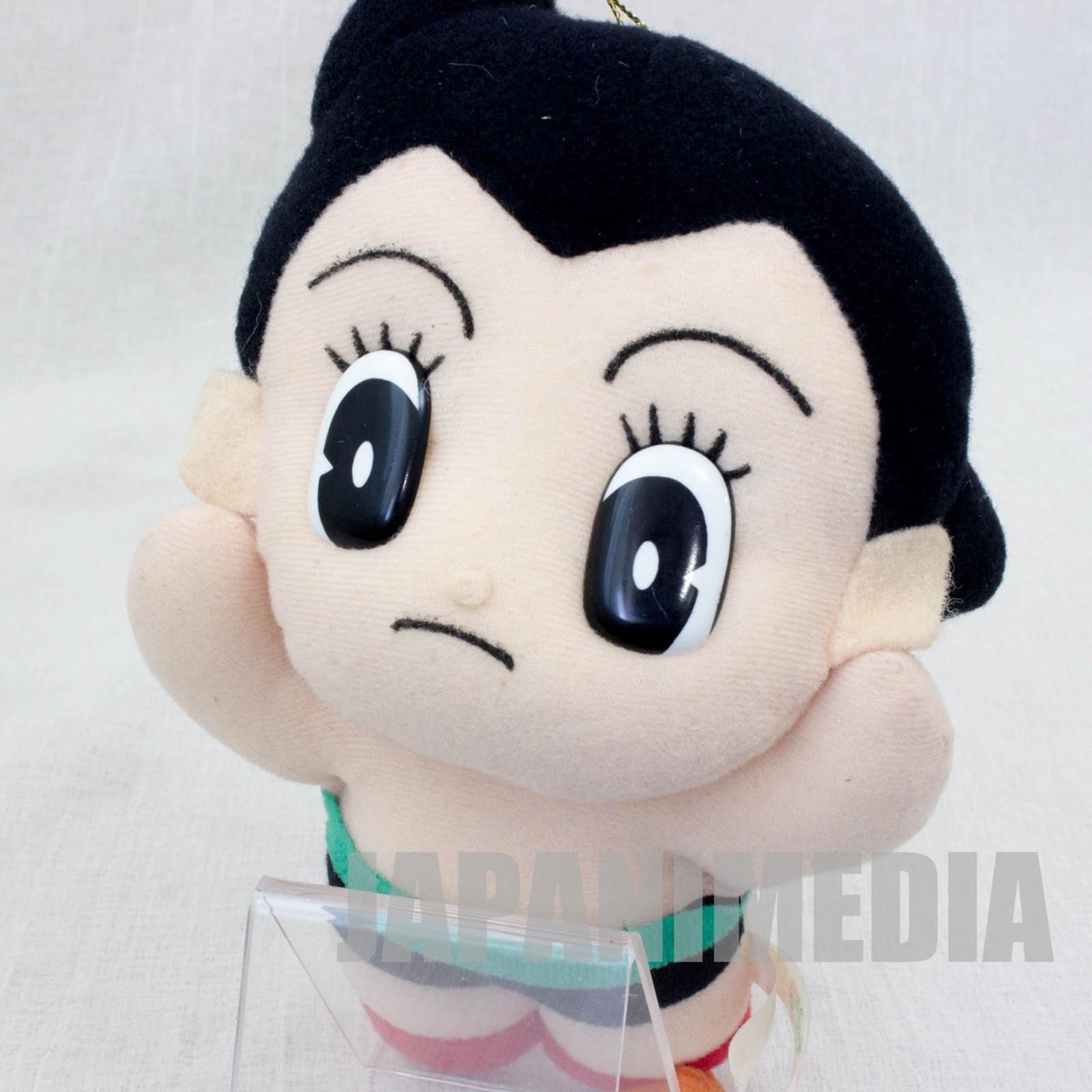 Astro Boy Atom Flying Mascot Plush Doll Osamu Tezuka JAPAN ANIME MANGA