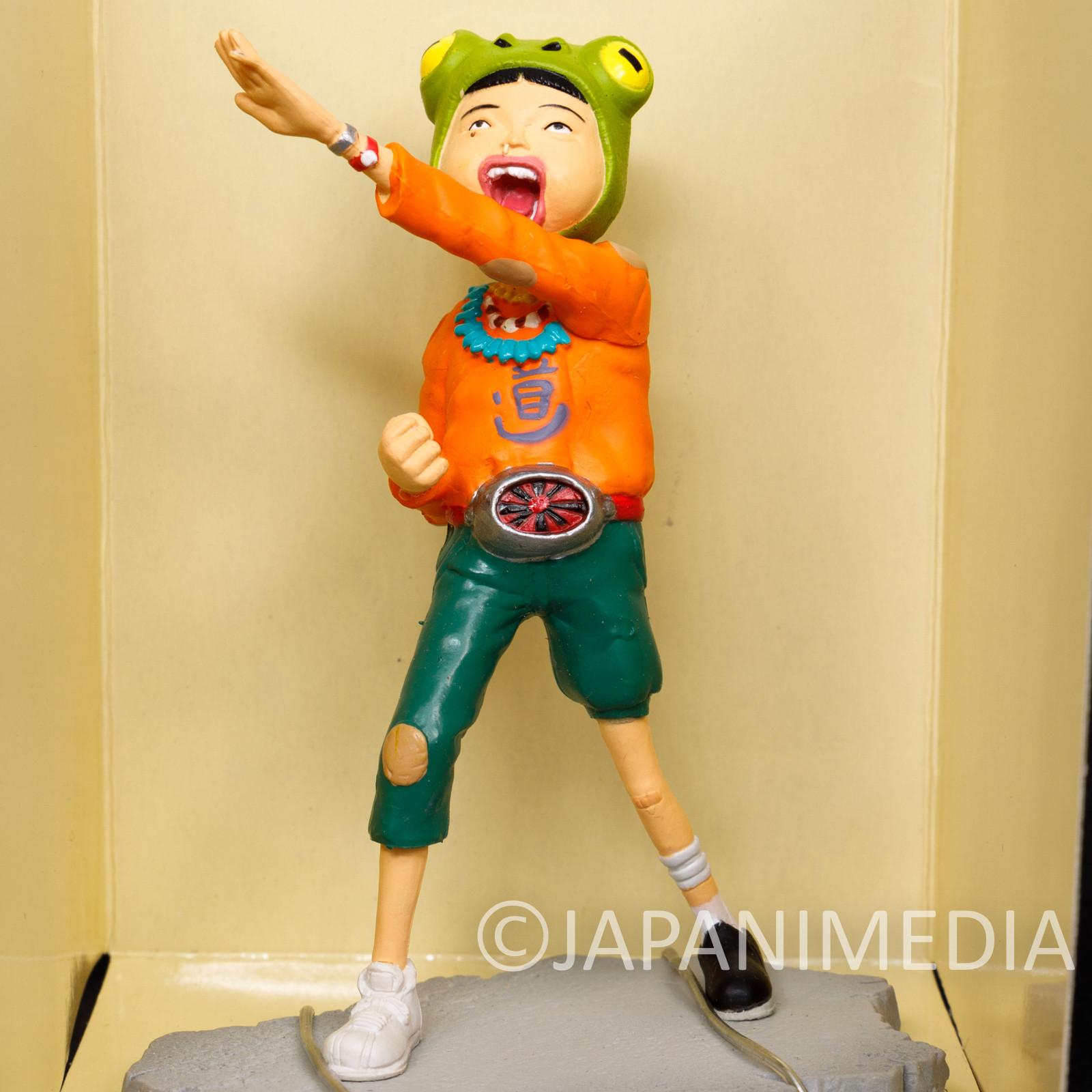 TEKKON KINKREET SHIRO Standing Figure Matsumoto Taiyo Jun Planning JAPAN ANIME