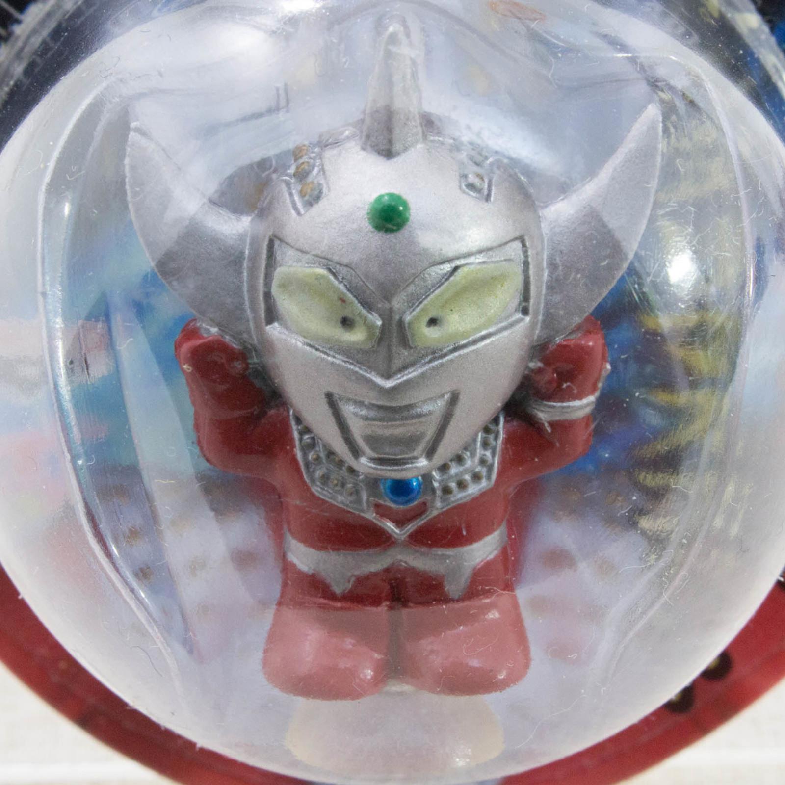 "Ultraman Taro 1.2"" Mini Figure with Sucker Tsuburaya JAPAN TOKUSATSU ANIME"