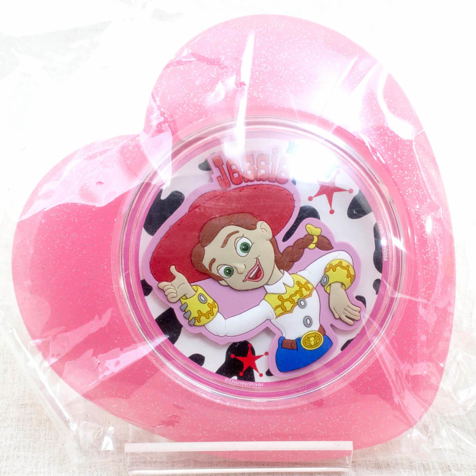 Disney Pixar Toy Story Capsule Mirror Jessie Peony Tsubaki JAPAN