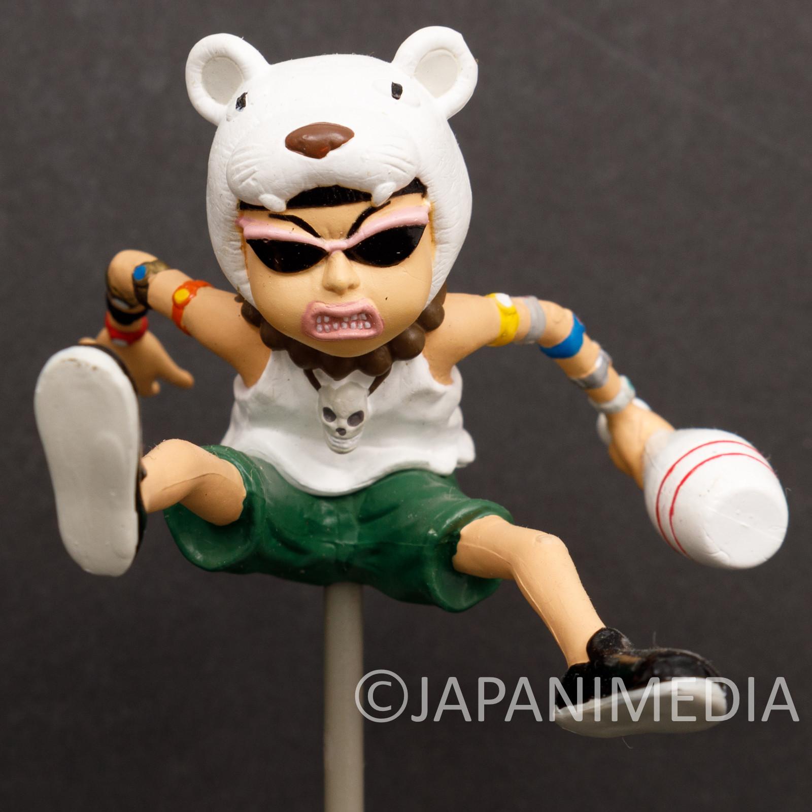 TEKKON KINKREET SHIRO Figure Jumping ver Matsumoto Taiyo Jun Planning JAPAN