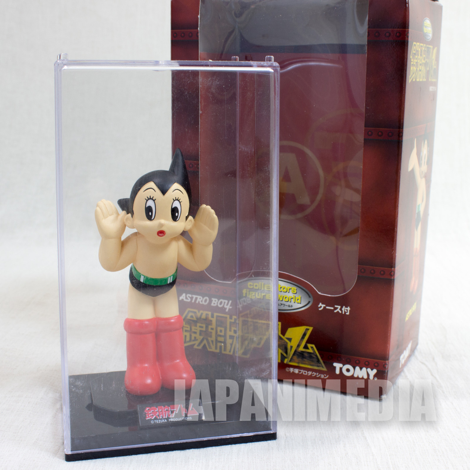 Astro Boy Atom A02 Collectors Figure World Tezuka JAPAN ANIME MANGA