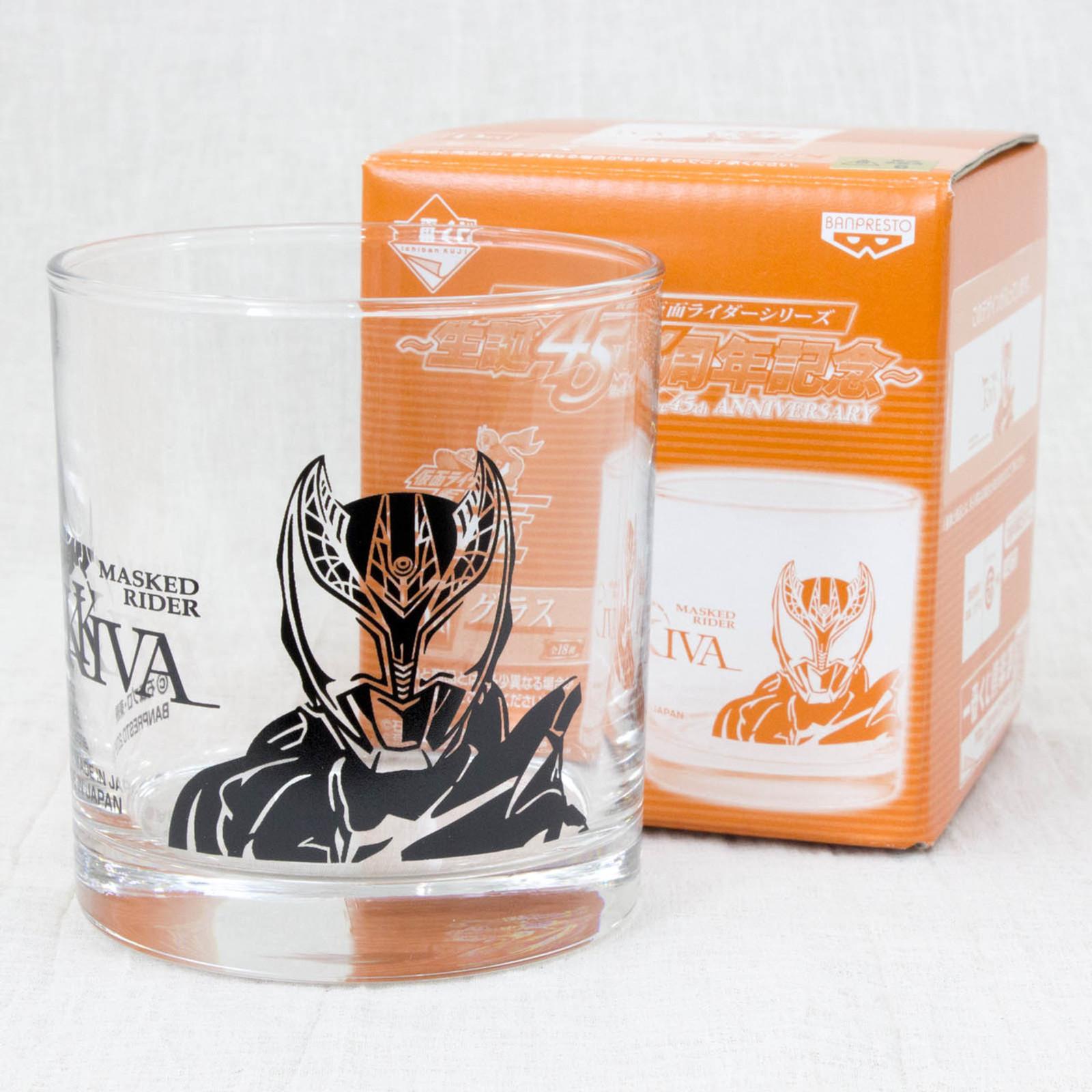 Kamen Rider KIVA Glass Banpresto JAPAN TOKUSATSU