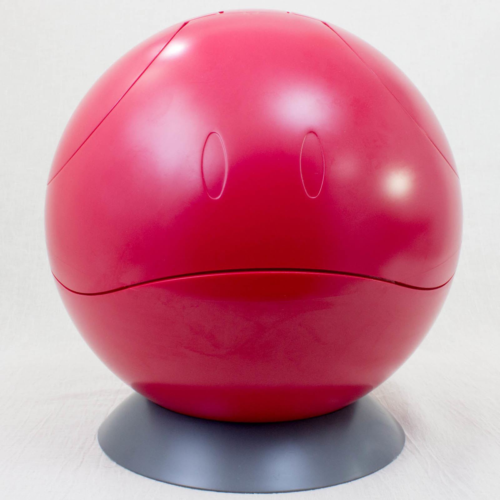 Gundam 00 Mascot Robot Haro Multi Box Red Ver. Bandai Figure JAPAN ANIME MANGA