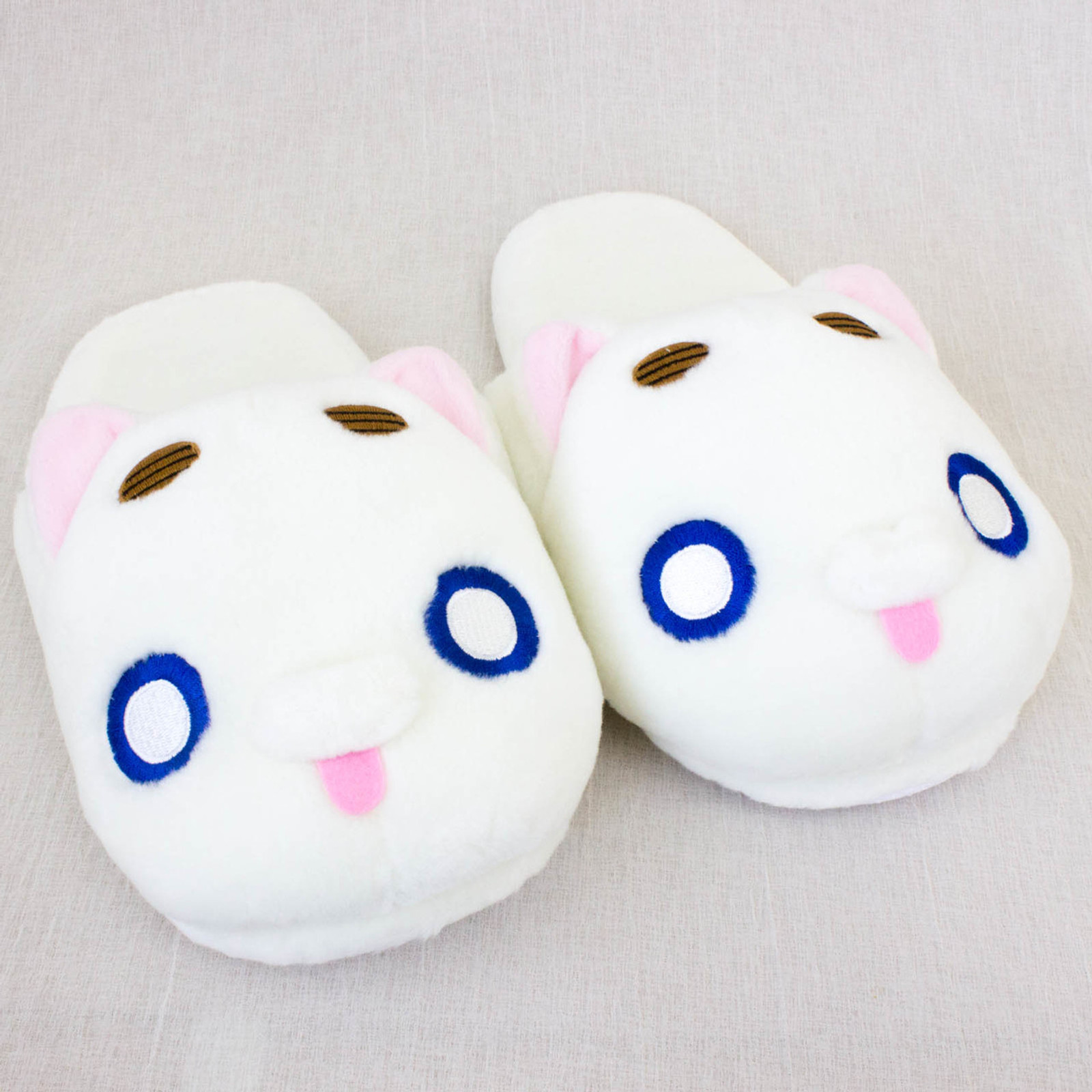RARE! ARIA President Aria Pokoteng Pair of Slippers JAPAN ANIME MANGA