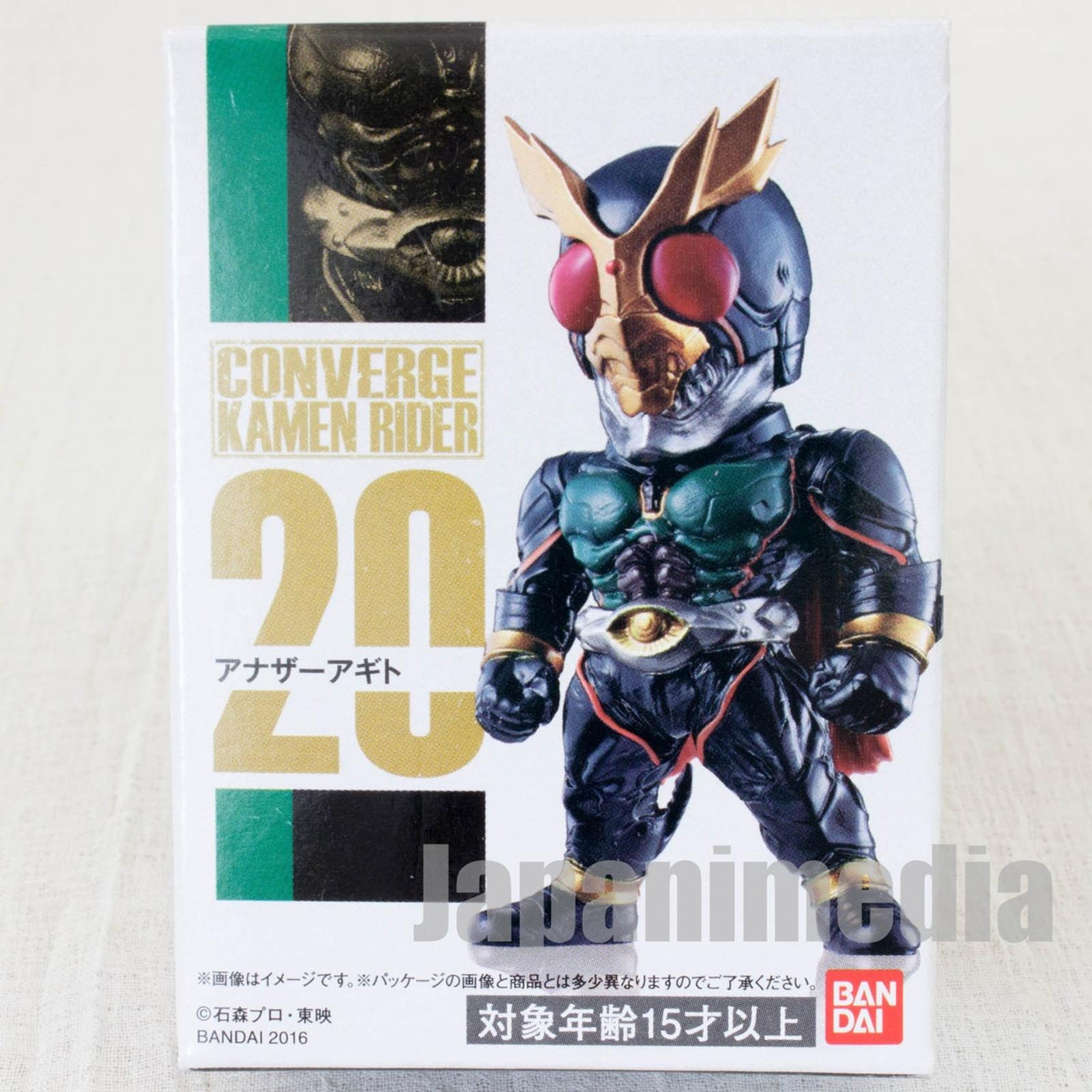 Kamen Rider AGITO Another AGITO Converge Kamen Rider #20 Mini Figure Bandai JAPAN TOKUSATSU