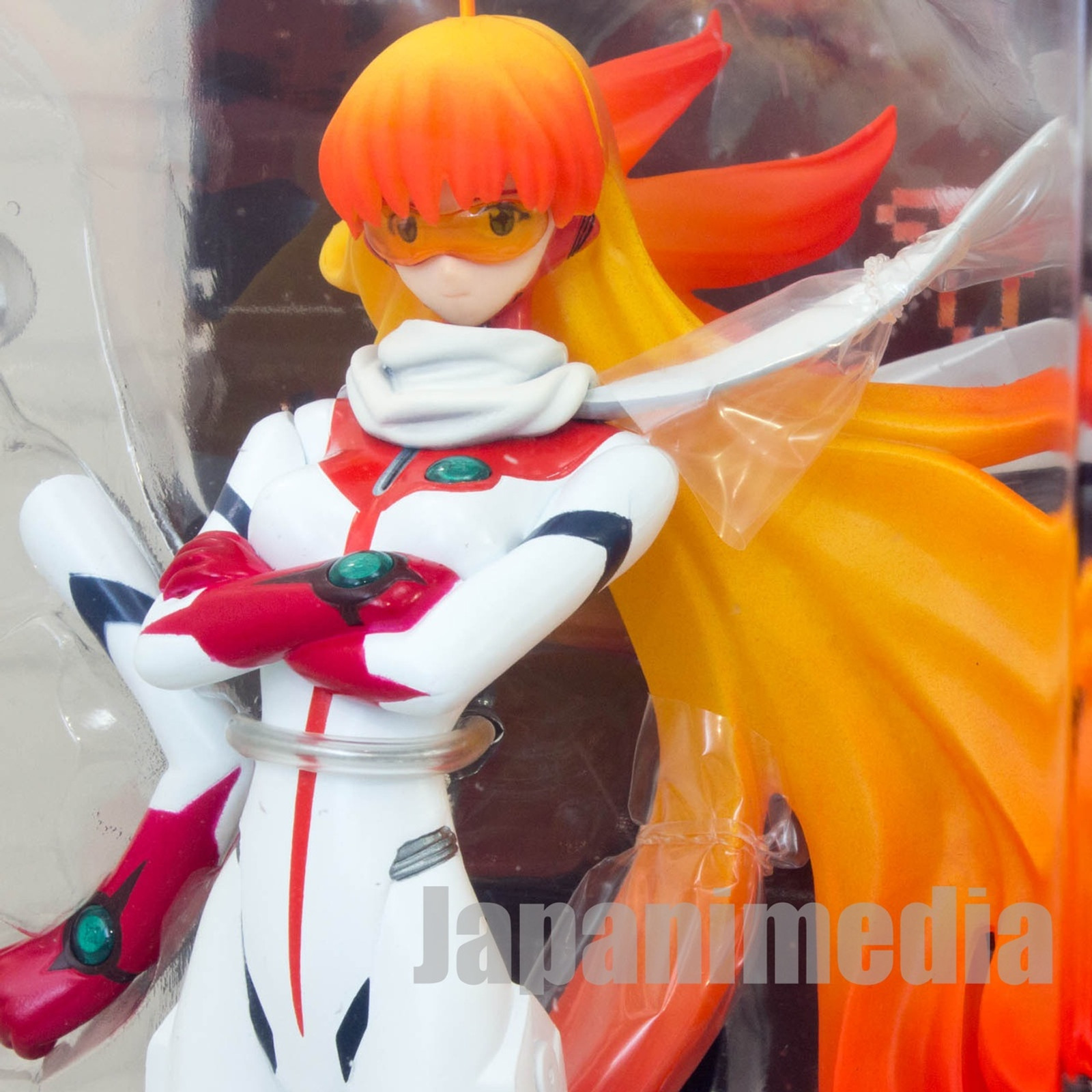 Diebuster Aim For the Top 2! Nono Figure Kaiyodo JAPAN ANIME GAINAX BOME