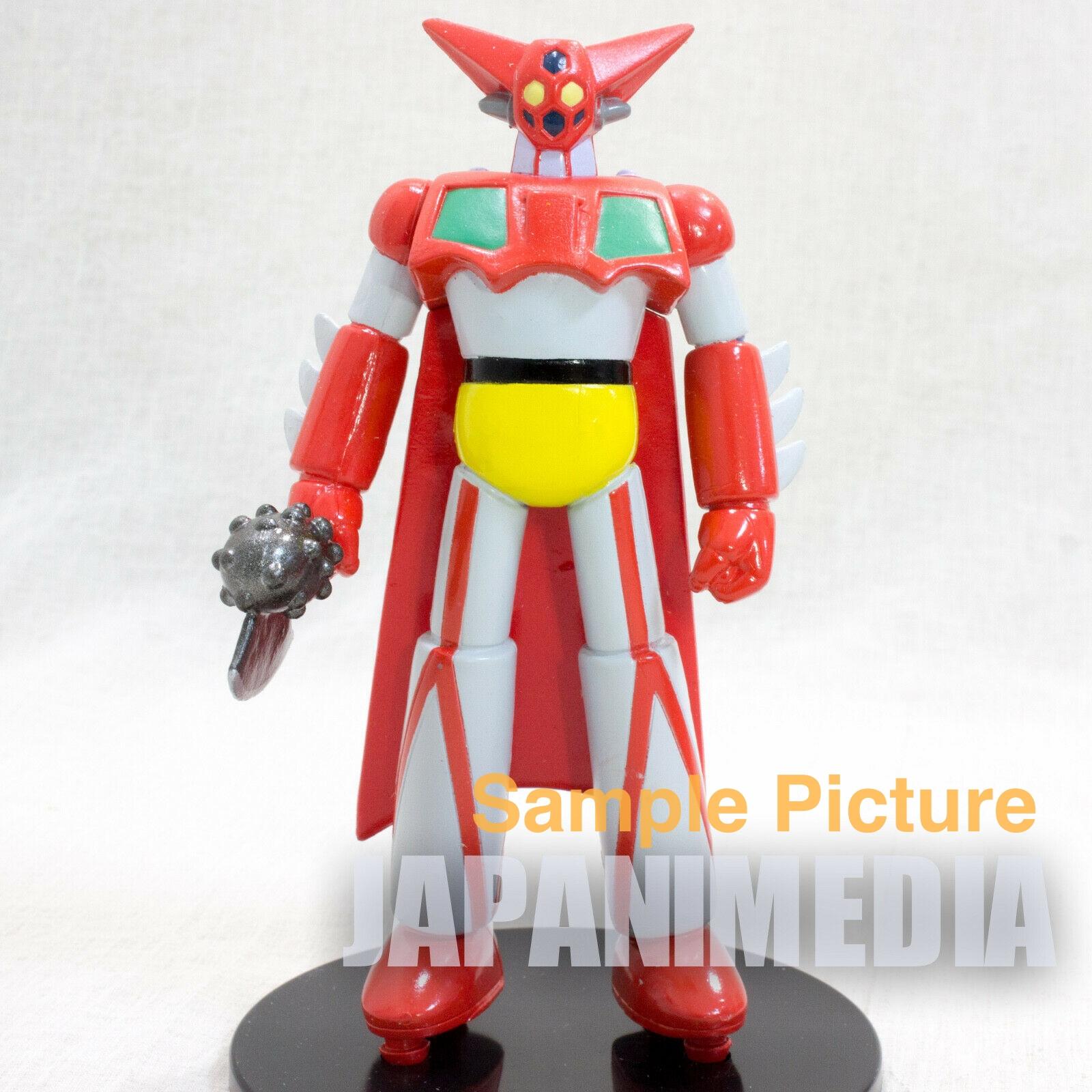 Getter Robo #1 Figure Super Robot Collection Banpresto JAPAN ANIME MANGA TOEI
