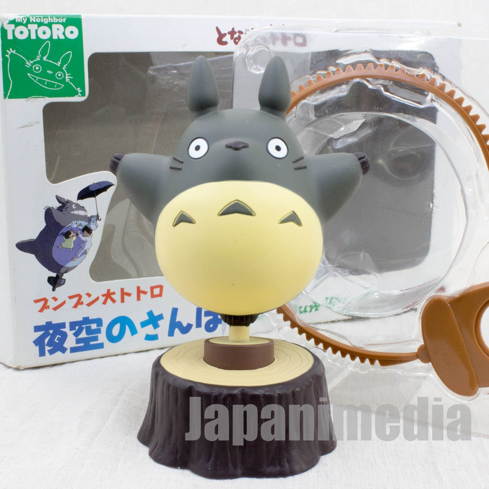 My Neighbor Totoro Bun Bun Totoro Koma Toy Figure Ghibli JAPAN ANIME