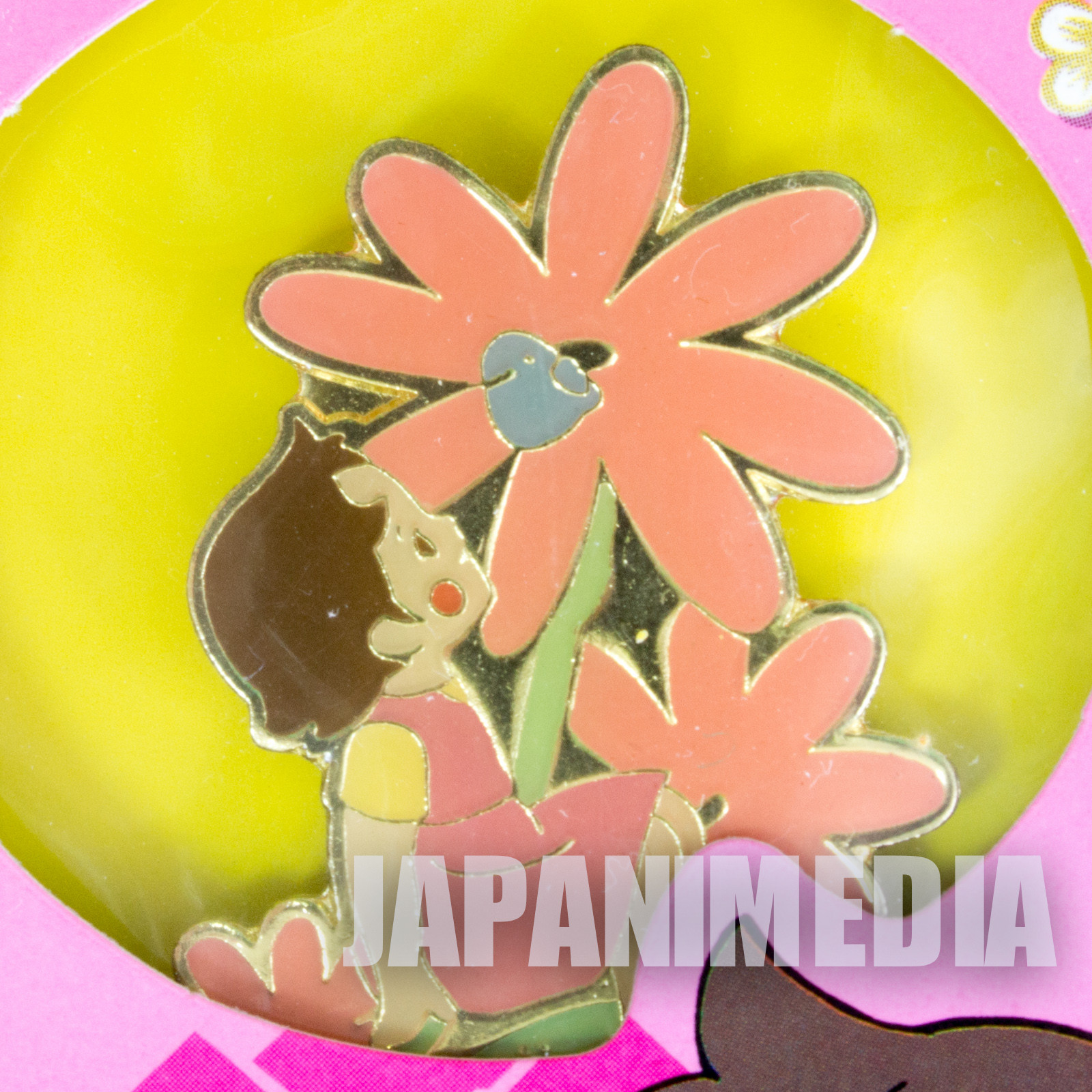 Heidi Girl of the Alps Cute Pins Kabaya JAPAN ANIME #5