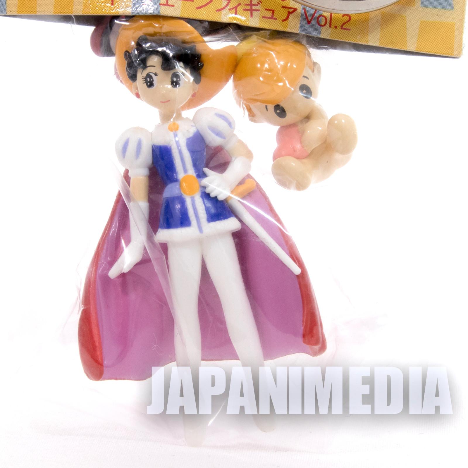Princess Knight Sapphire Tezuka Osamu Characters Figure Key Chain SEGA JAPAN ANIME