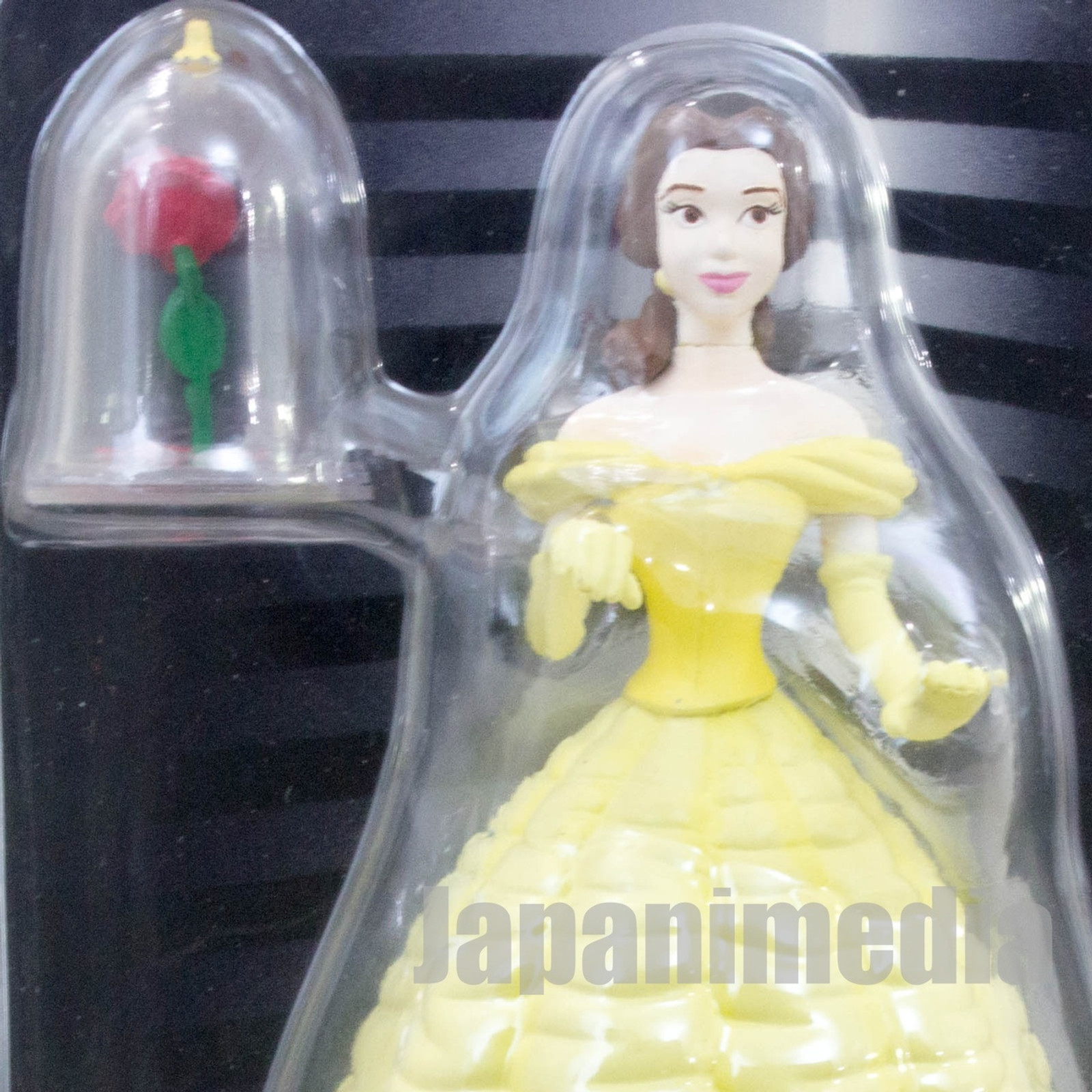 Beauty and the Beast Belle Disney Magical Collection Figure (Dress Up ver.) Tomy JAPAN ANIME
