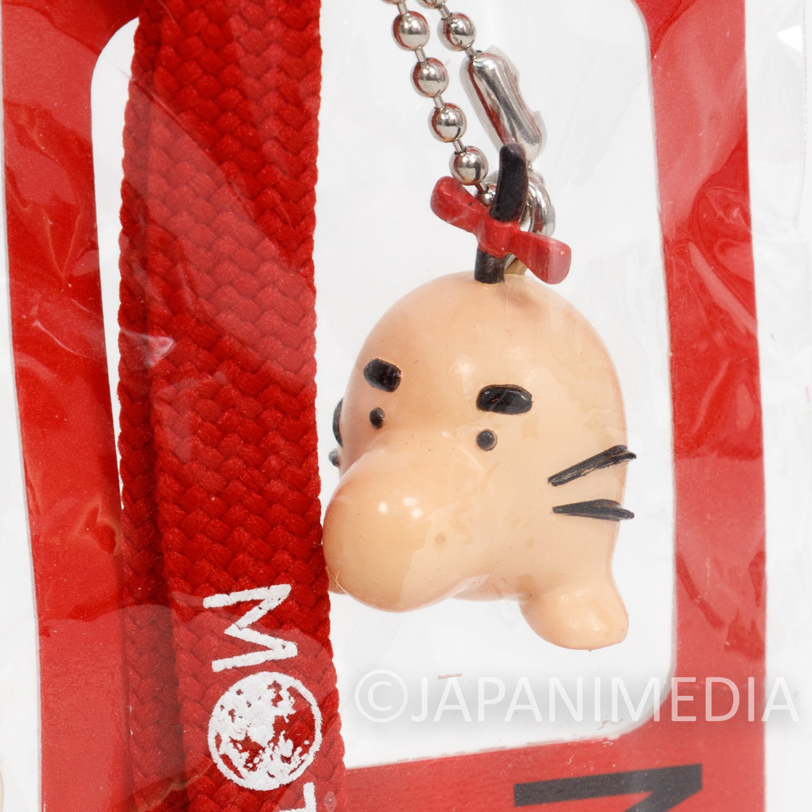 Mother 1+2 GBA Limited Doseisan Figure Strap JAPAN GAME NES FAMICOM NINTENDO