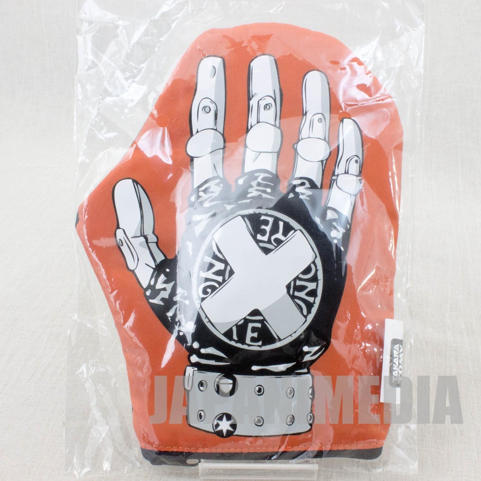 Katekyo Hitman REBORN! Tsuna Sawada X Glove type Pouch Case JAPAN ANIME MANGA SHONEN JUMP