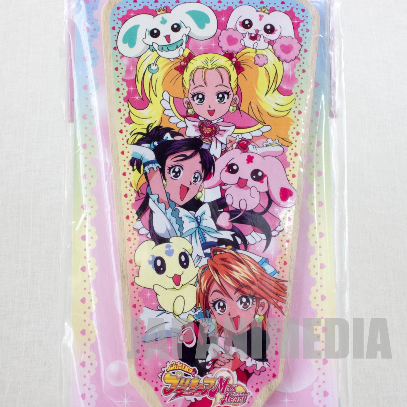 Futari wa Pretty Cure Max Heart Hagoita Popy 2005 JAPAN ANIME