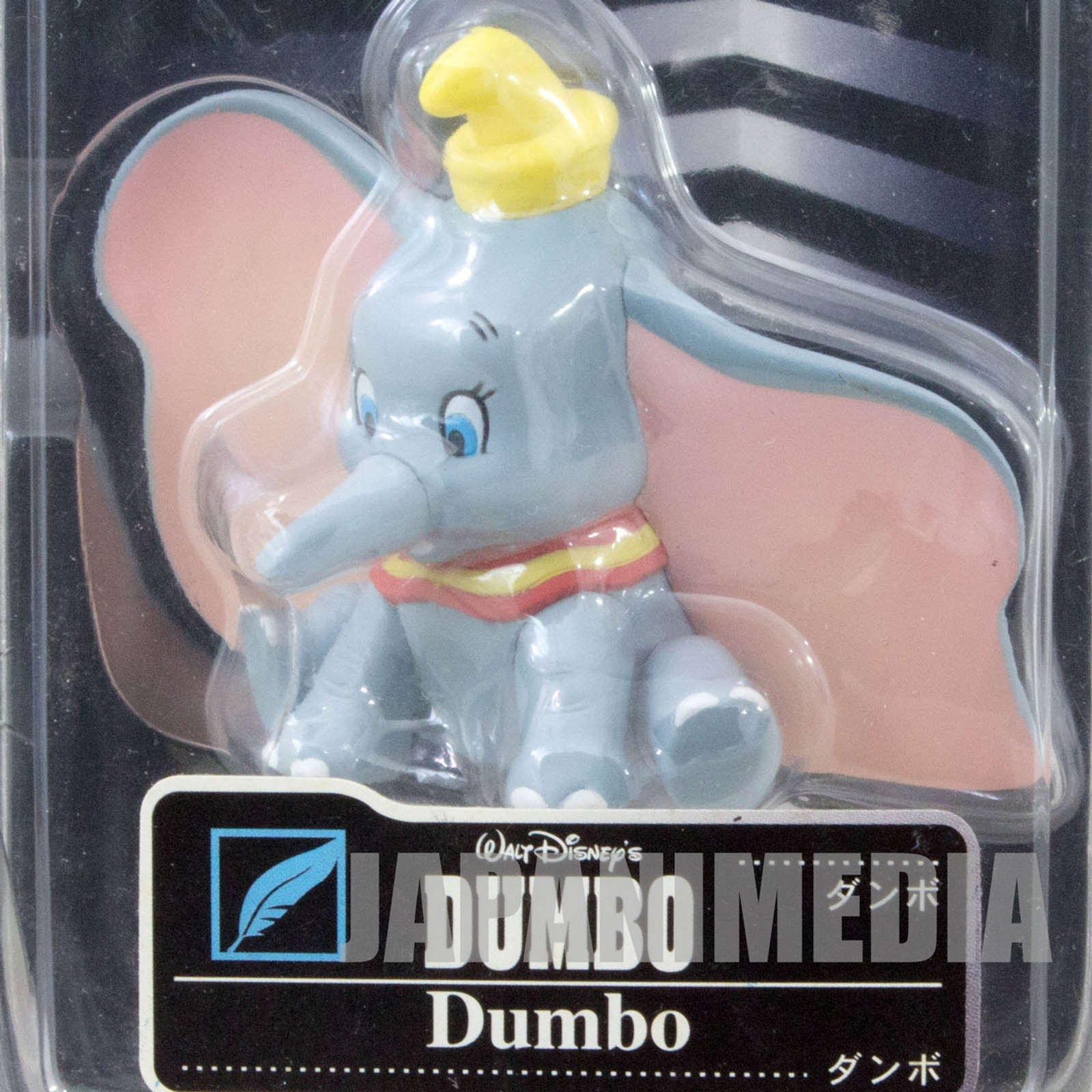 DUMBO Timothy Disney Magical Collection Figure Tomy JAPAN ANIME