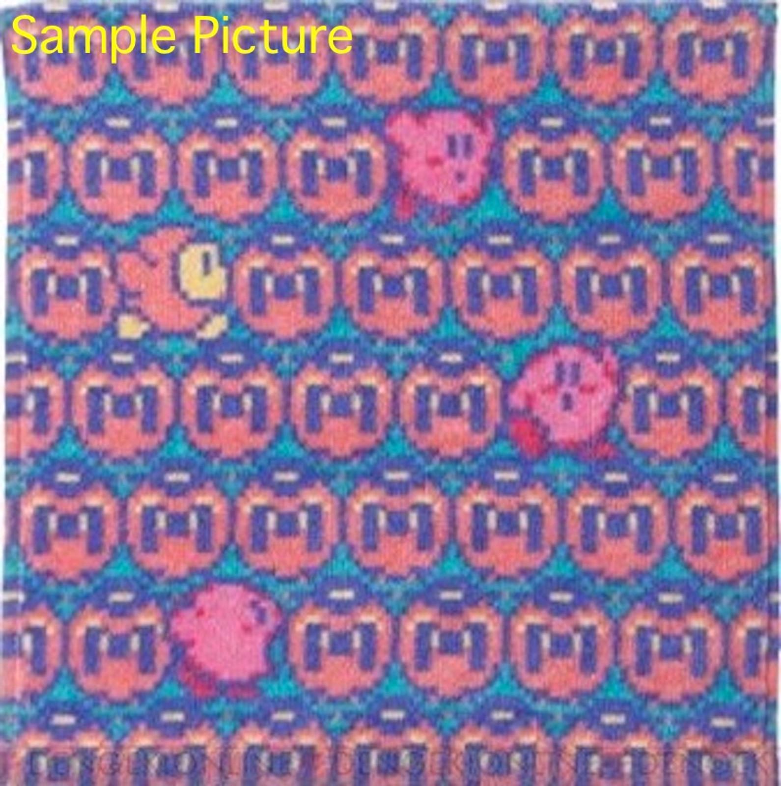 Kirby Super Star Mini Towel Maximum Tomato Waddle Dee Ver. Banpresto JAPAN GAME