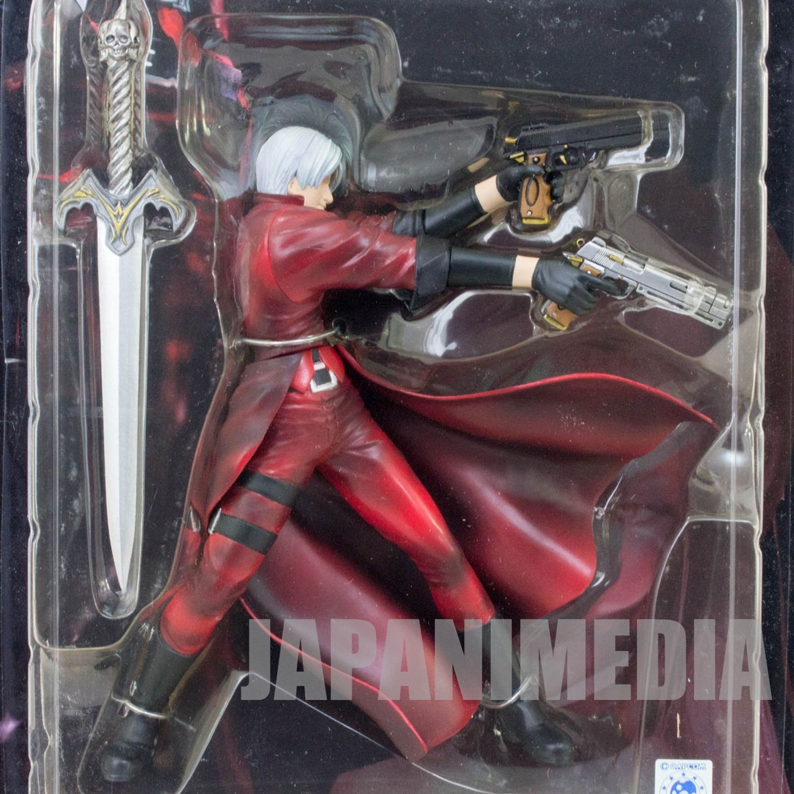 Devil May Cry Dante Figure Yamato Capcom JAPAN GAME