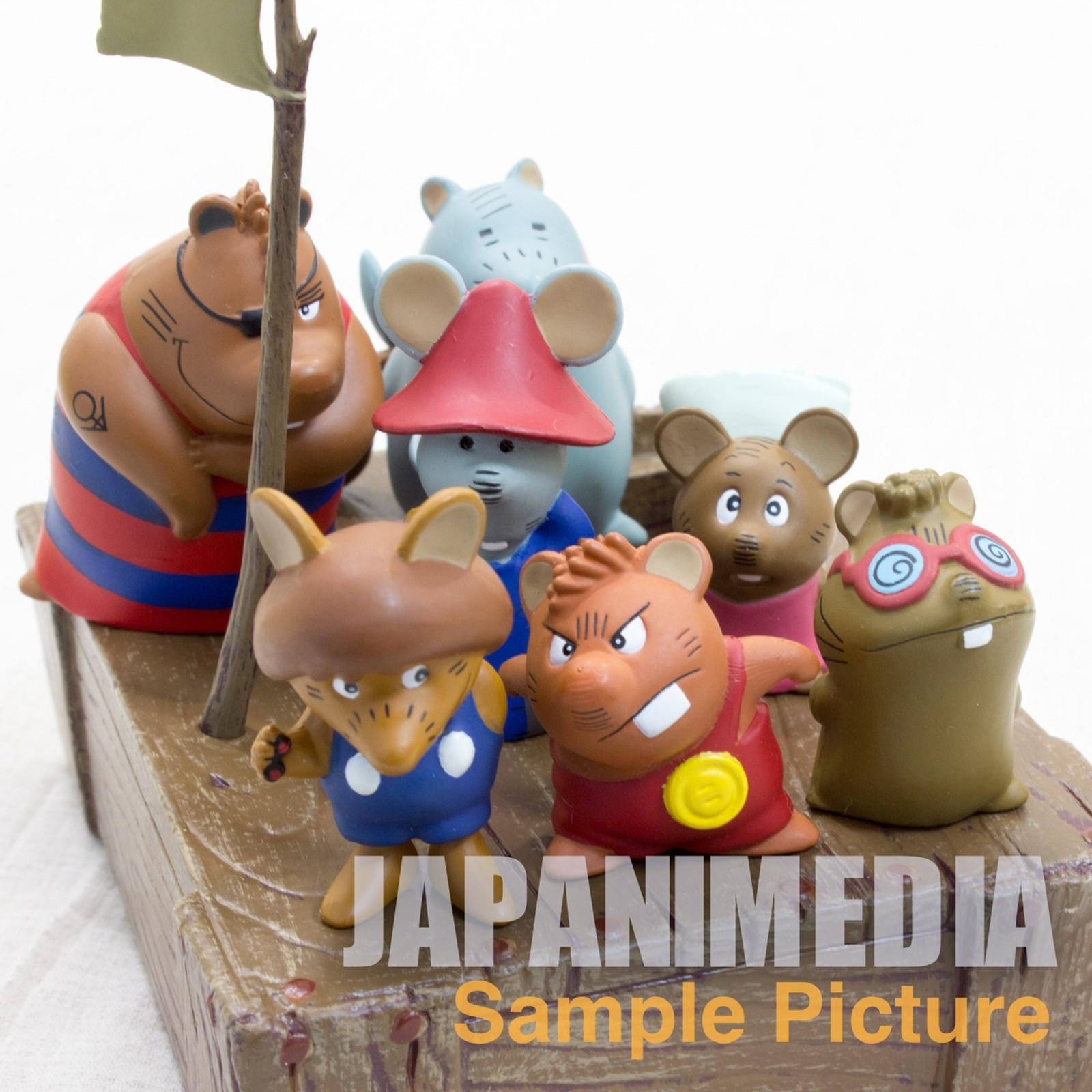 Gamba no Boken Ultra Detail Figure Medicom Toy JAPAN ANIME GANBA BOUKEN