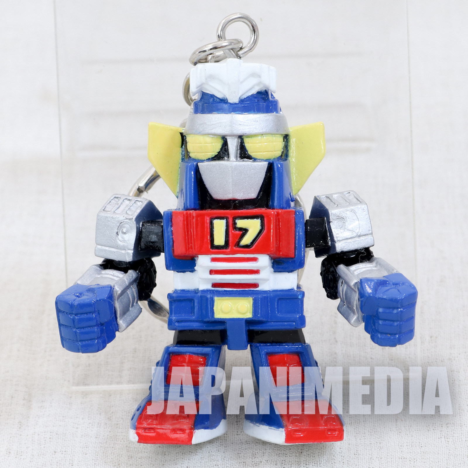Daitetsujin 17 Figure Key Chian JAPAN ANIME TOKUSATSU ROBOT
