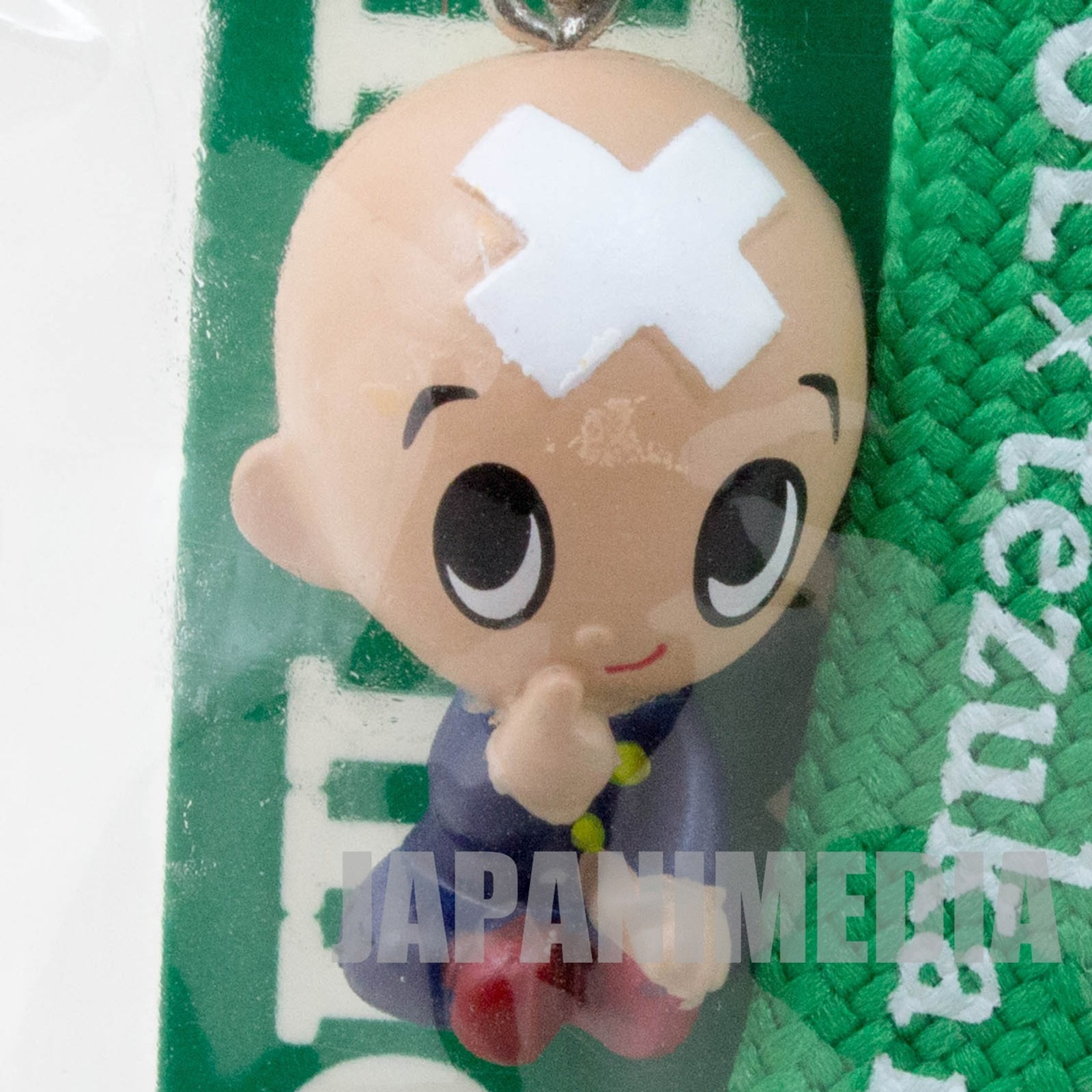 The Three-Eyed One Hosuke Sharaku Mascot Figure Strap XYLITOL 10th Anniversary Tezuka Osamu JAPAN ANIME