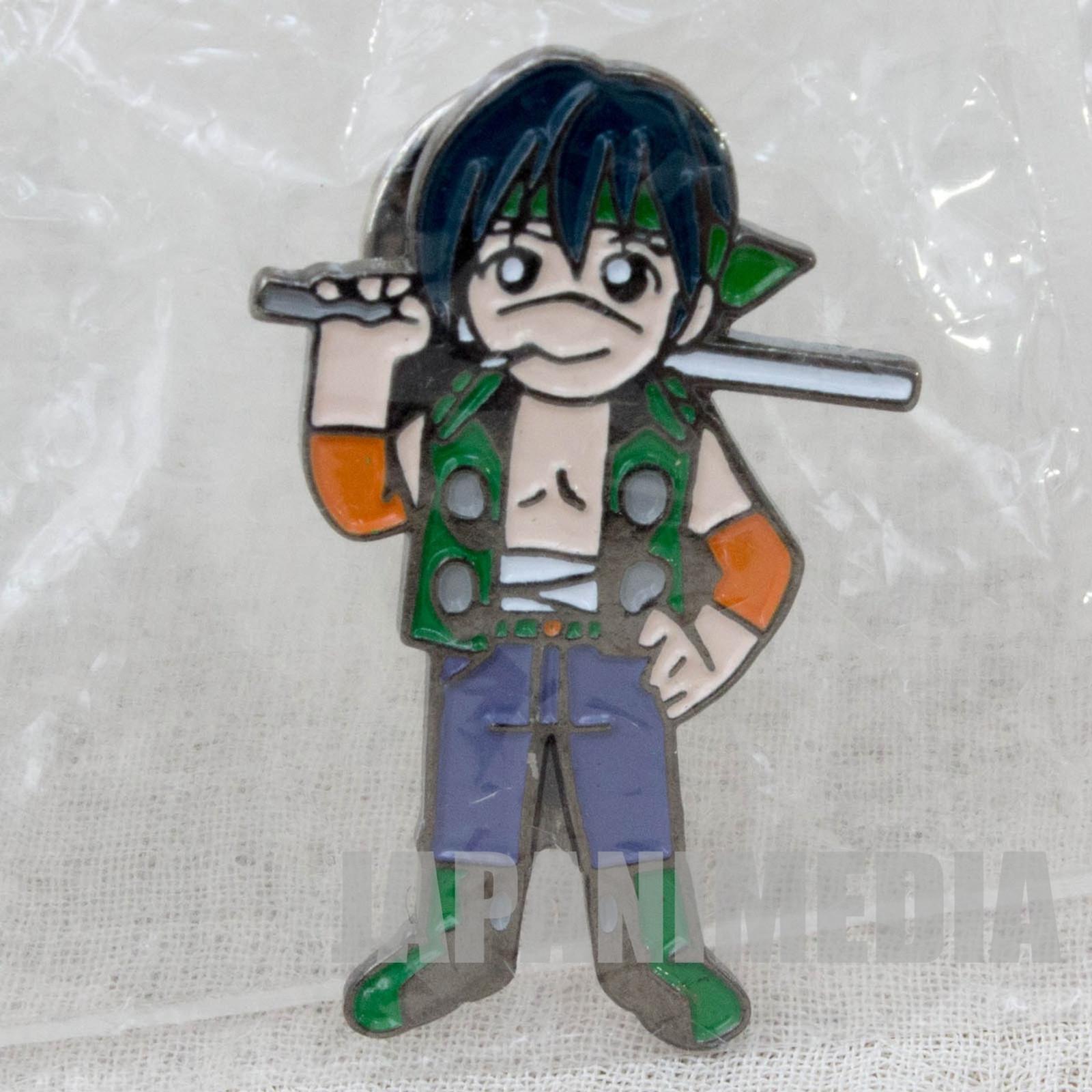 Senkaiden Hoshin Engi Kou Tenka Mini Metal Pins Badge JAPAN ANIME MANGA
