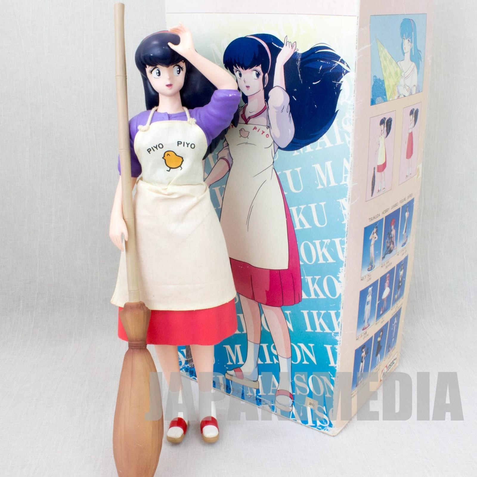 Maison Ikkoku Kyoko Otonashi Tsukuda Hobby Jumbo 1/4 Model Kit JAPAN ANIME