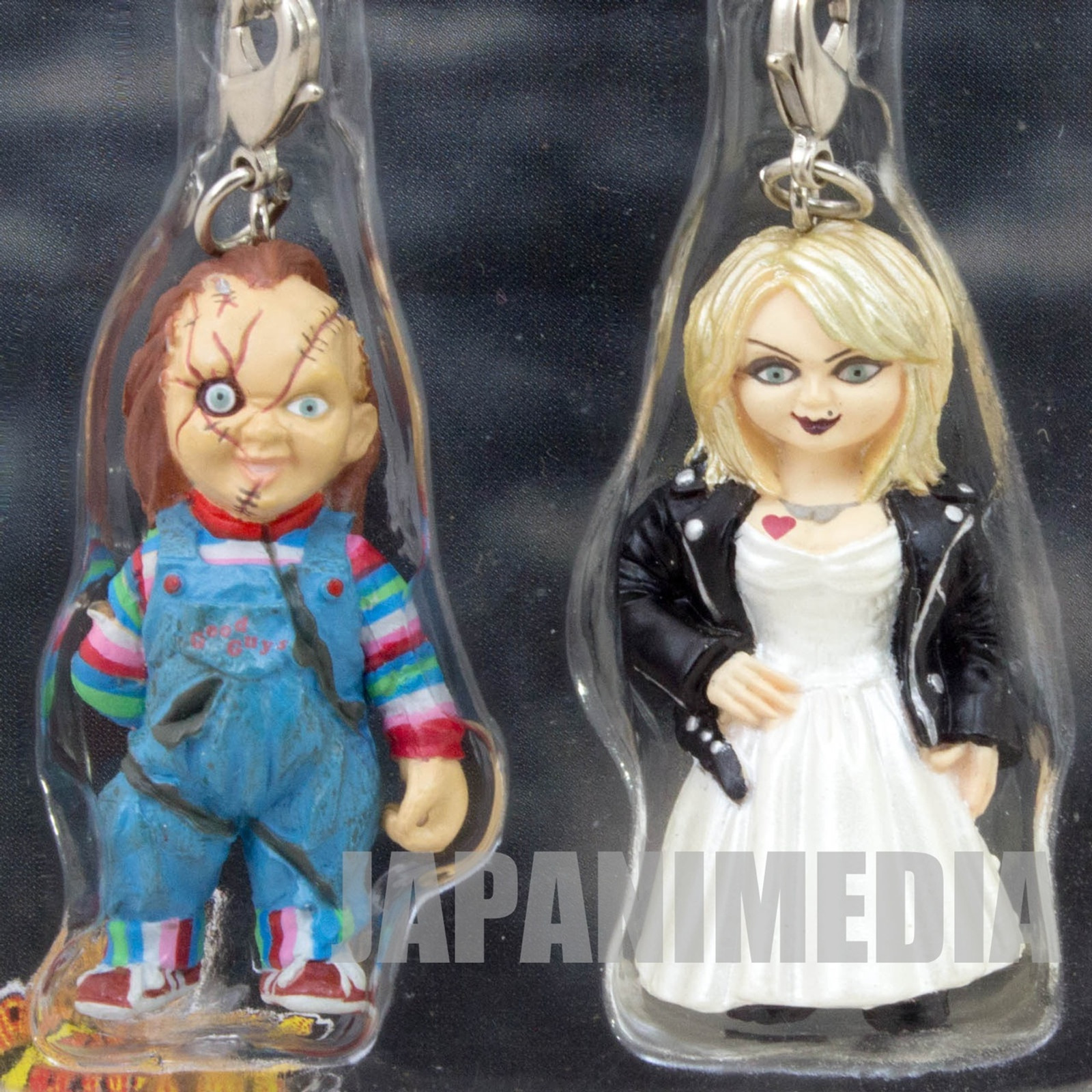 Bride of Chucky Tiffany Strap Universal Studios Japan Dream Rush / Child's Play 1