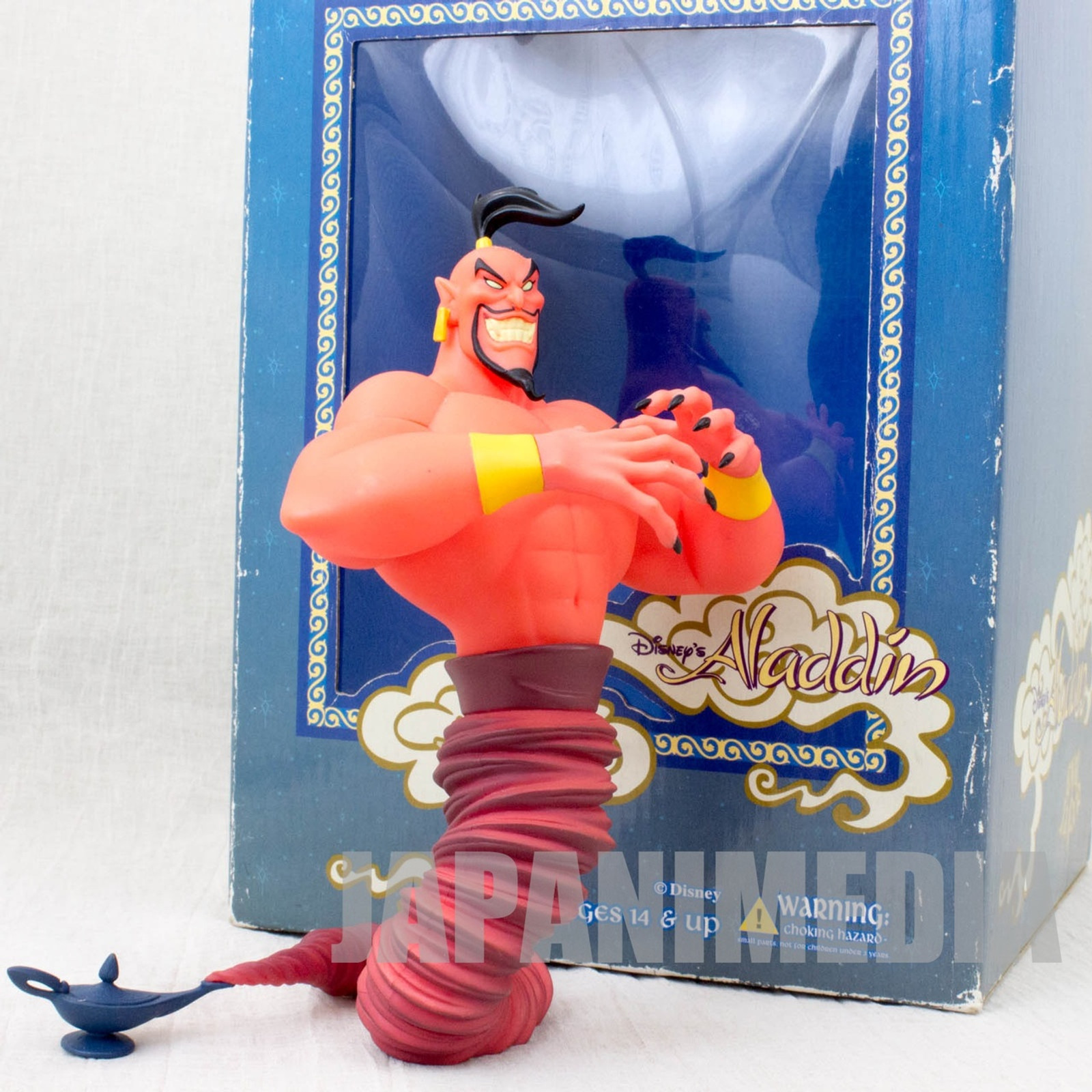 Disney Aladdin Evil Jafar Vinyl Collectible Dolls Figure VCD Medicom Toy JAPAN