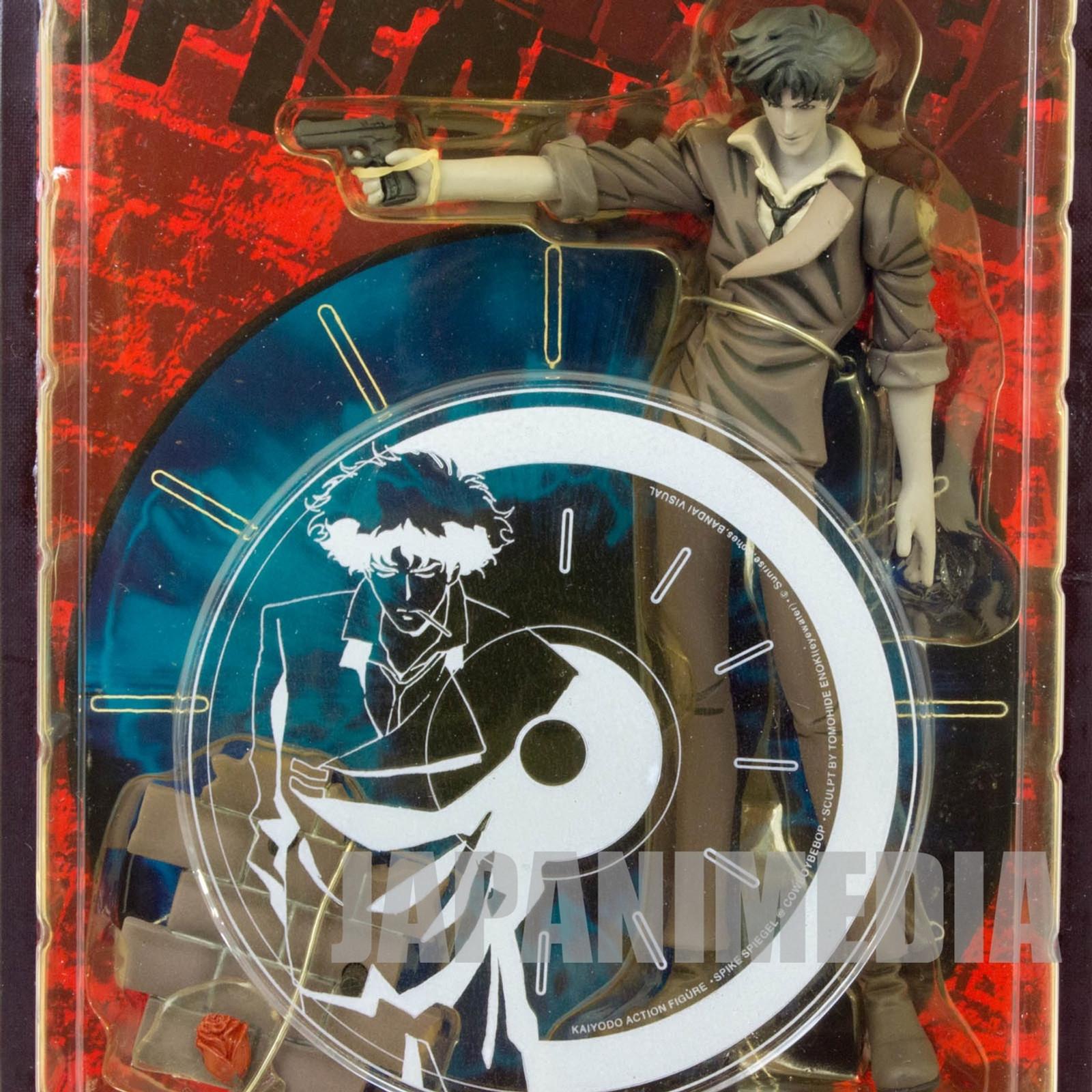 Cowboy Bebop Spike Spiegel FigureMonochrome ver. JCTC Kaiyodo JAPAN ANIME MANGA