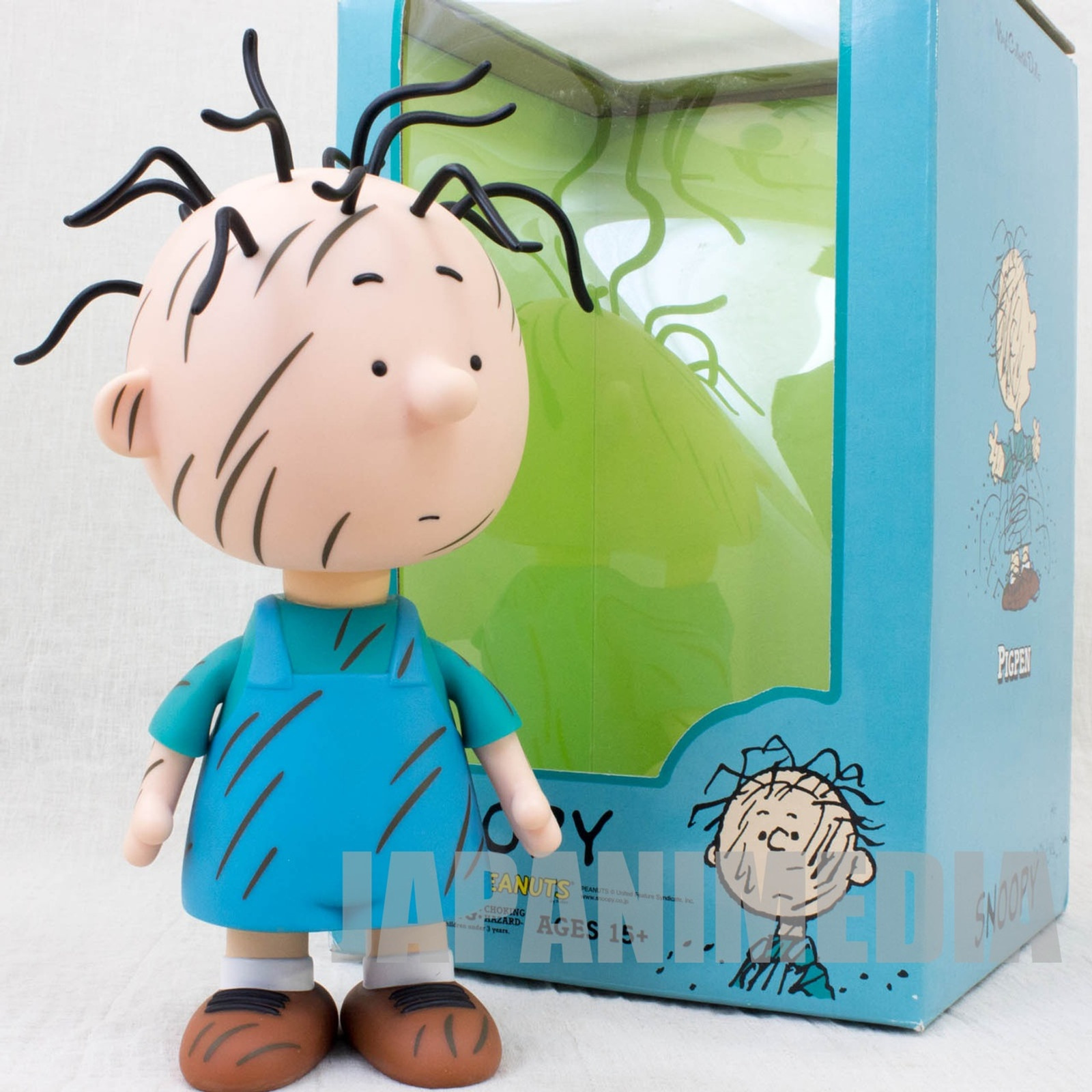 Peanuts Snoopy Pigpen Figure Vinyl Collectible Dolls Medicom Toy JAPAN ANIME