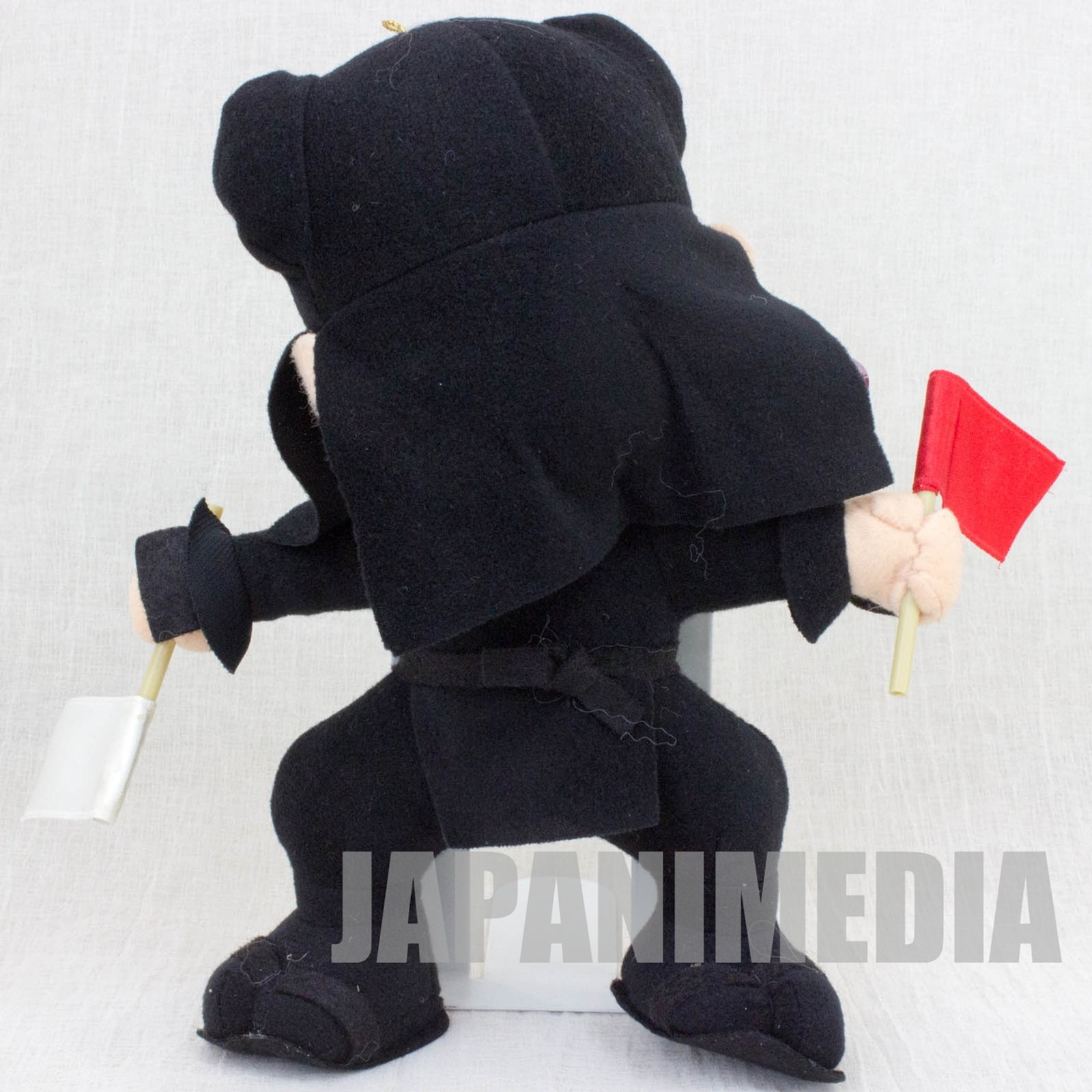 RARE! Samurai Shodown Kuroko Plush Doll SNK 1993 JAPAN GAME
