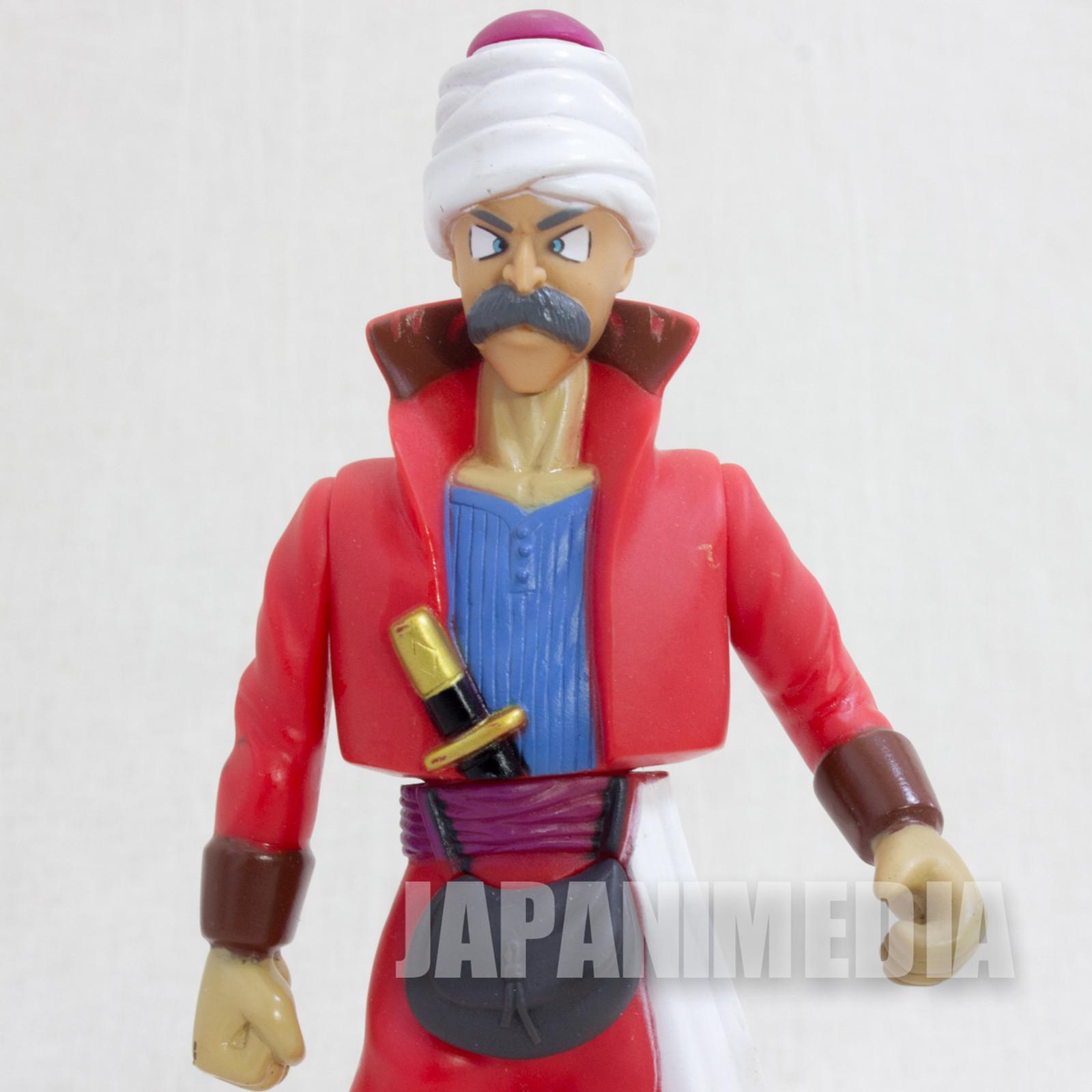 Dragon Quest : Legend of the Hero Abel Yanack Soft Vinyl Figure JAPAN ANIME