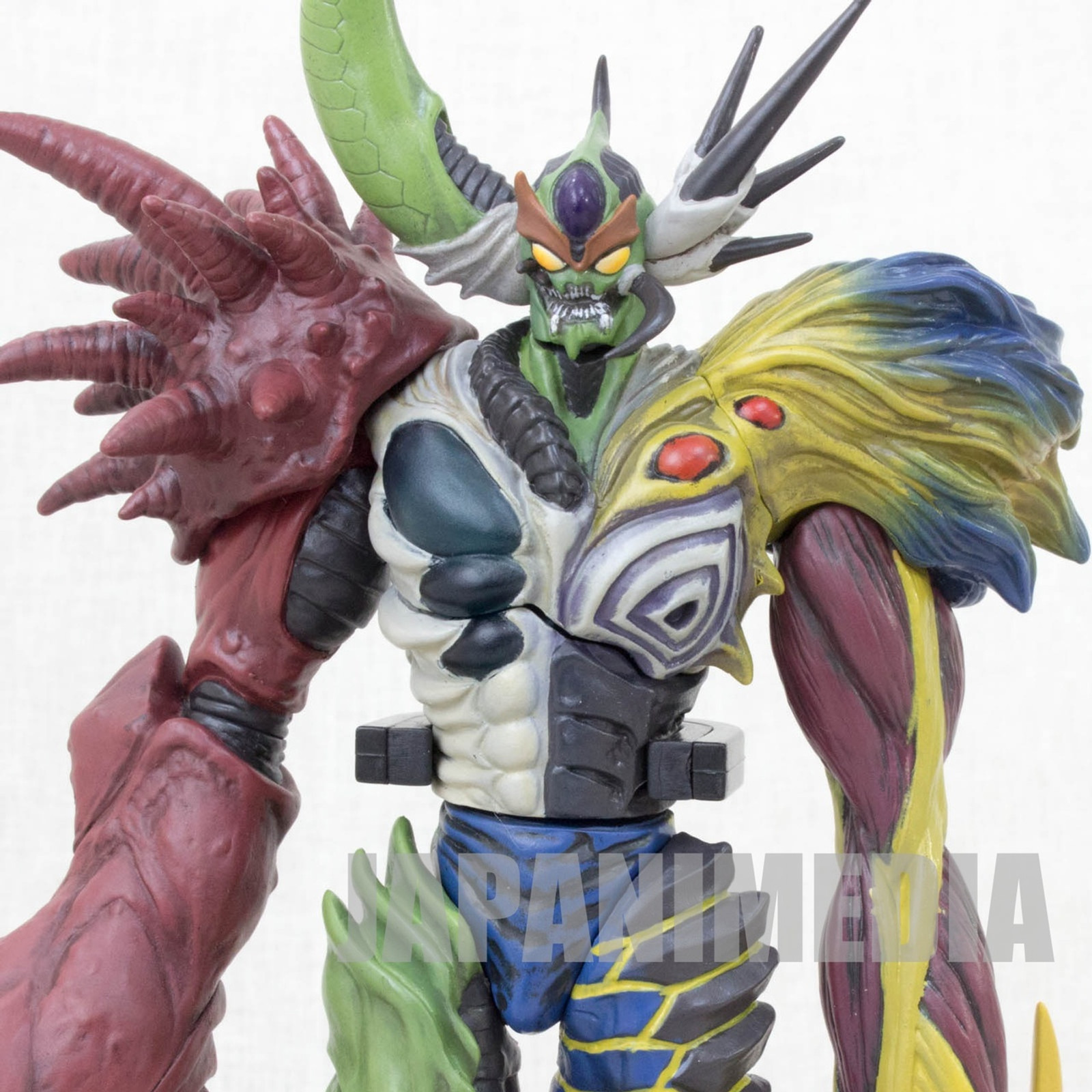 Guyver the Bioboosted Armor Extra Battle Creature Evilaptom Soft Vinyl Figure