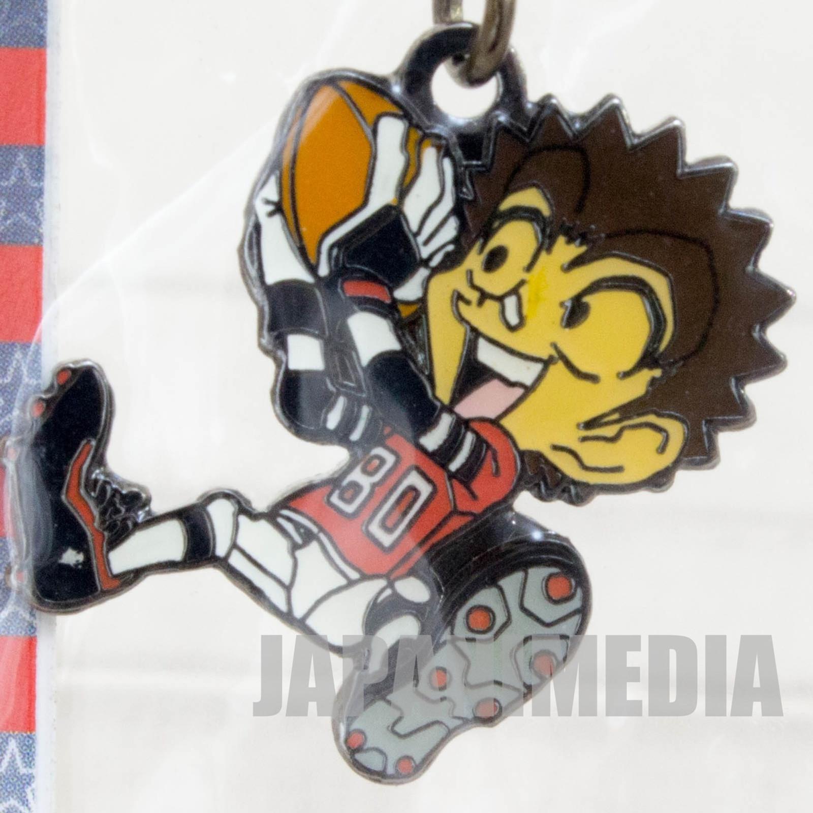Eyeshield 21 Monta Taro Raimon DEIMON DEVILBATS Mascot Charm JAPAN ANIME MANGA