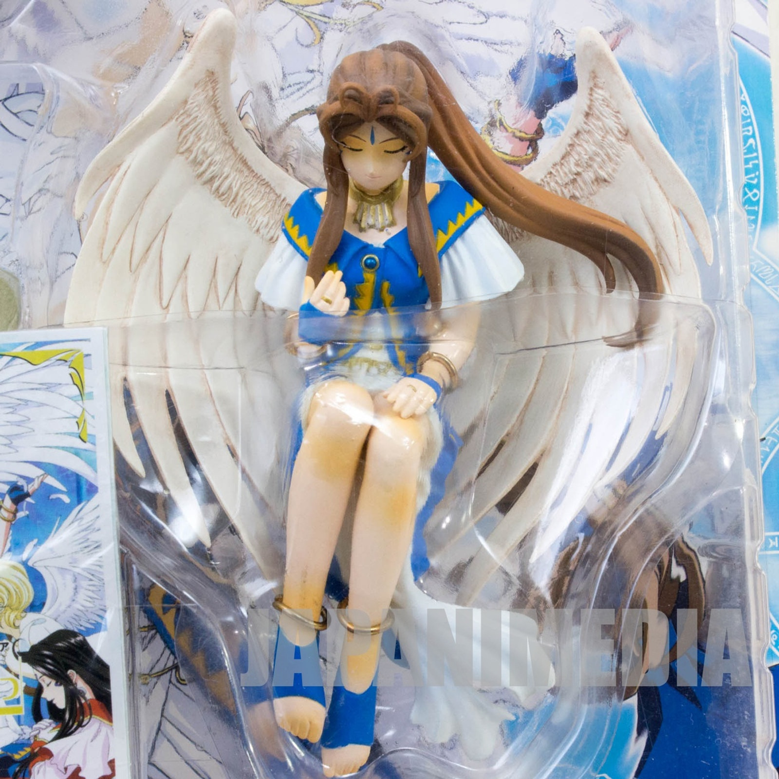 Ah! My Goddess BELLDANDY with Wing Figure Hobby Base JAPAN ANIME MANGA