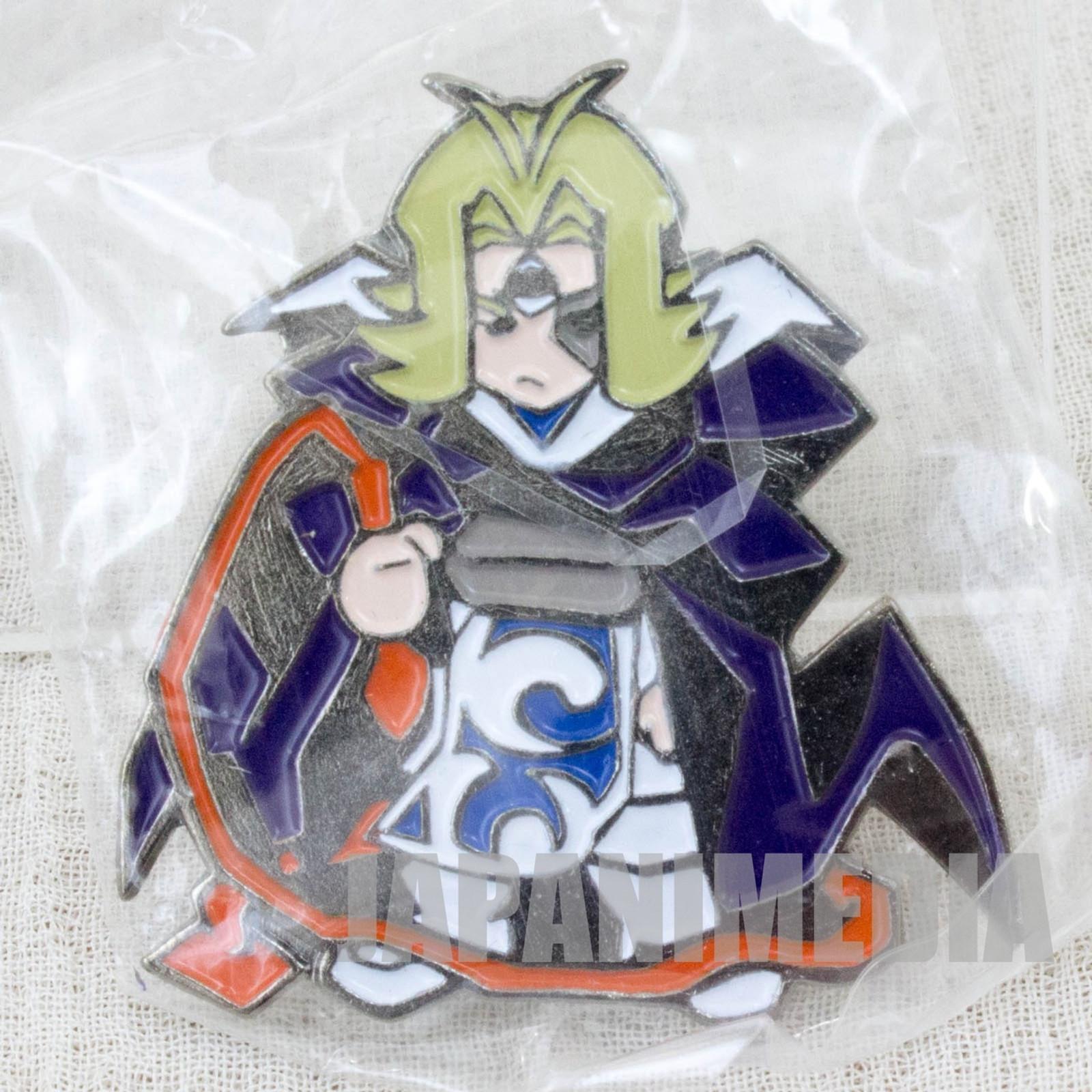 Senkaiden Hoshin Engi Bunchu Capsule Pins JAPAN ANIME MANGA