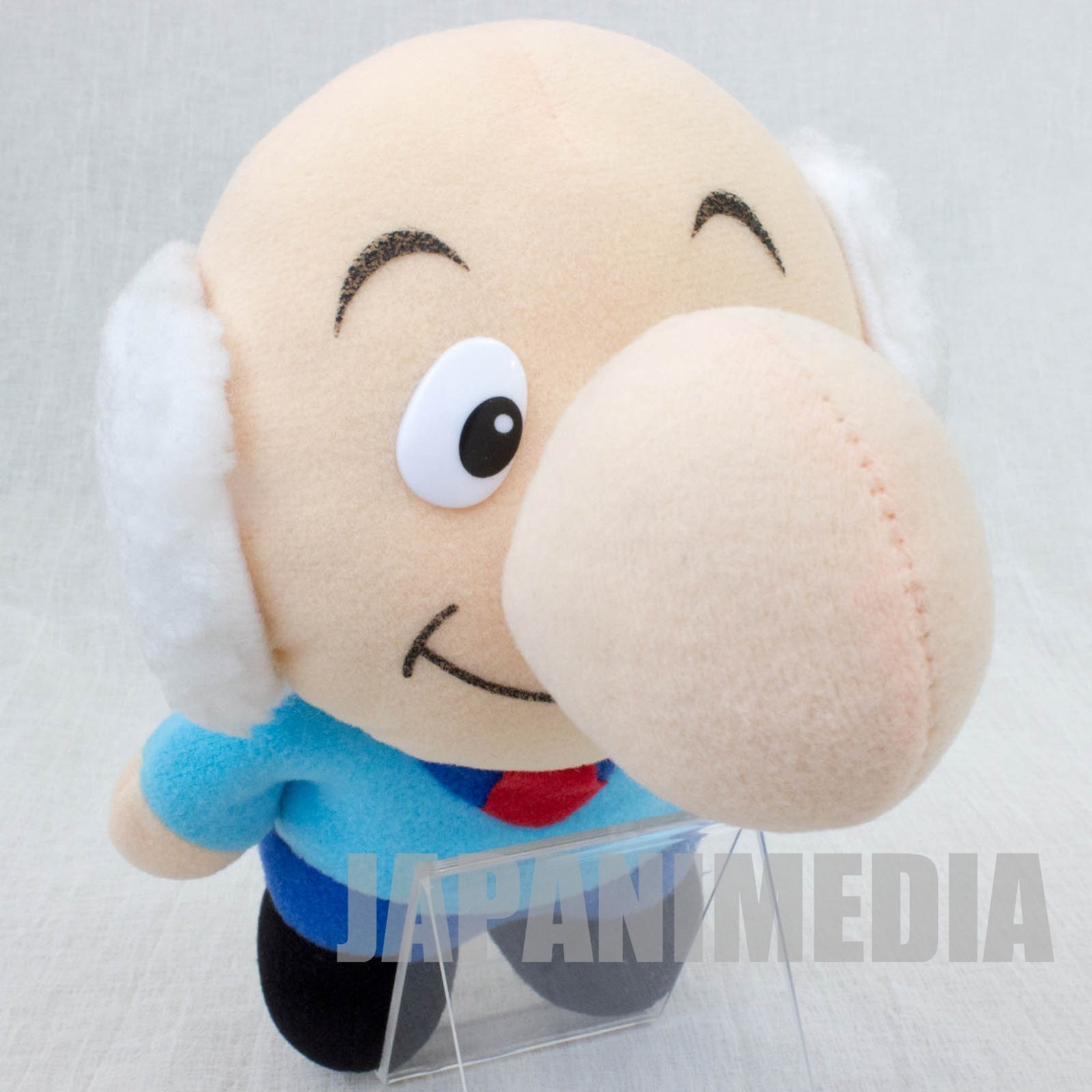 Astro Boy Dr. Ochanomizu Mascot Plush Doll Osamu Tezuka JAPAN ANIME MANGA