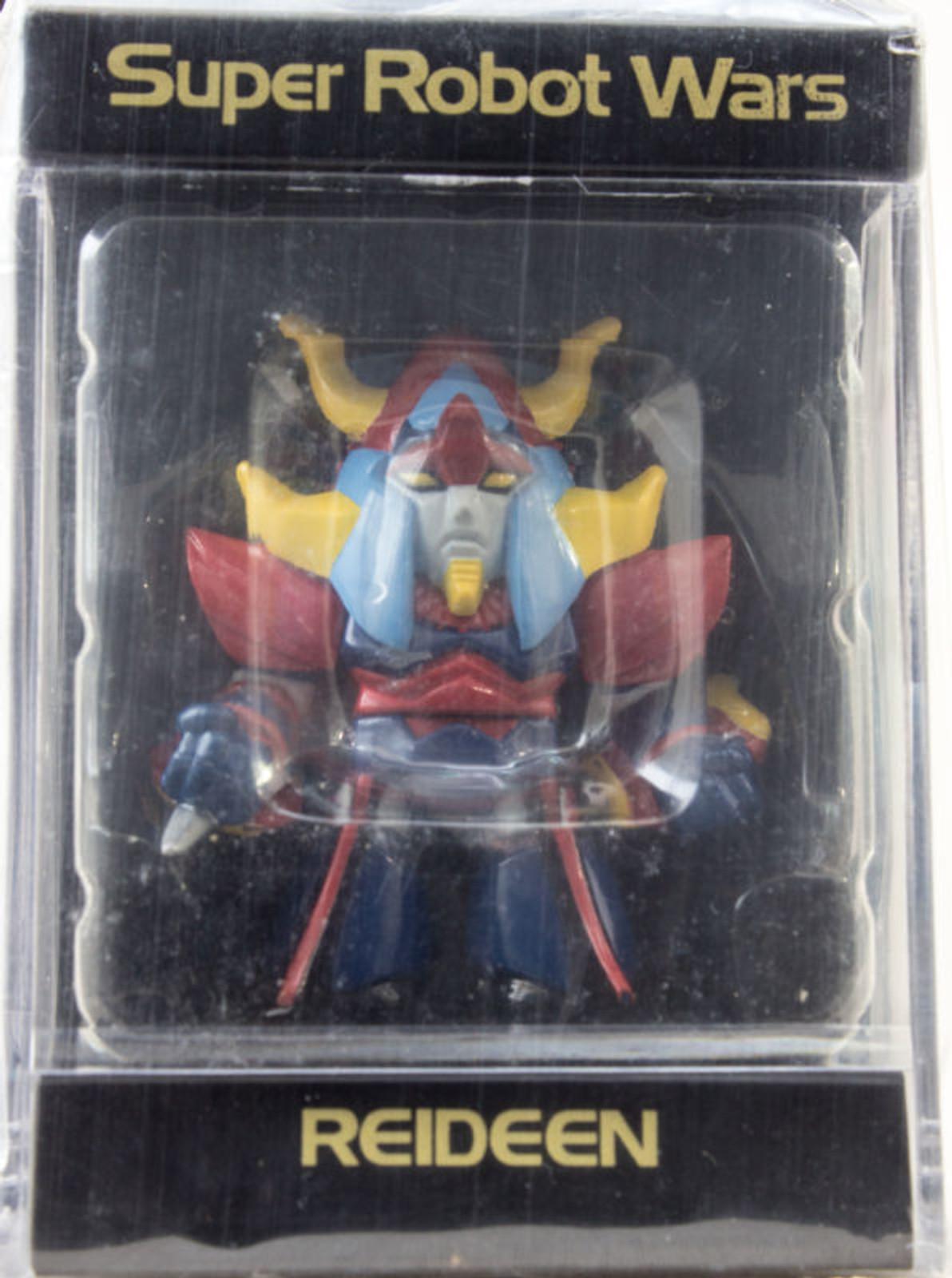Super Robot Reideen Figure Chogokin Compact 2 JAPAN ANIME MANGA