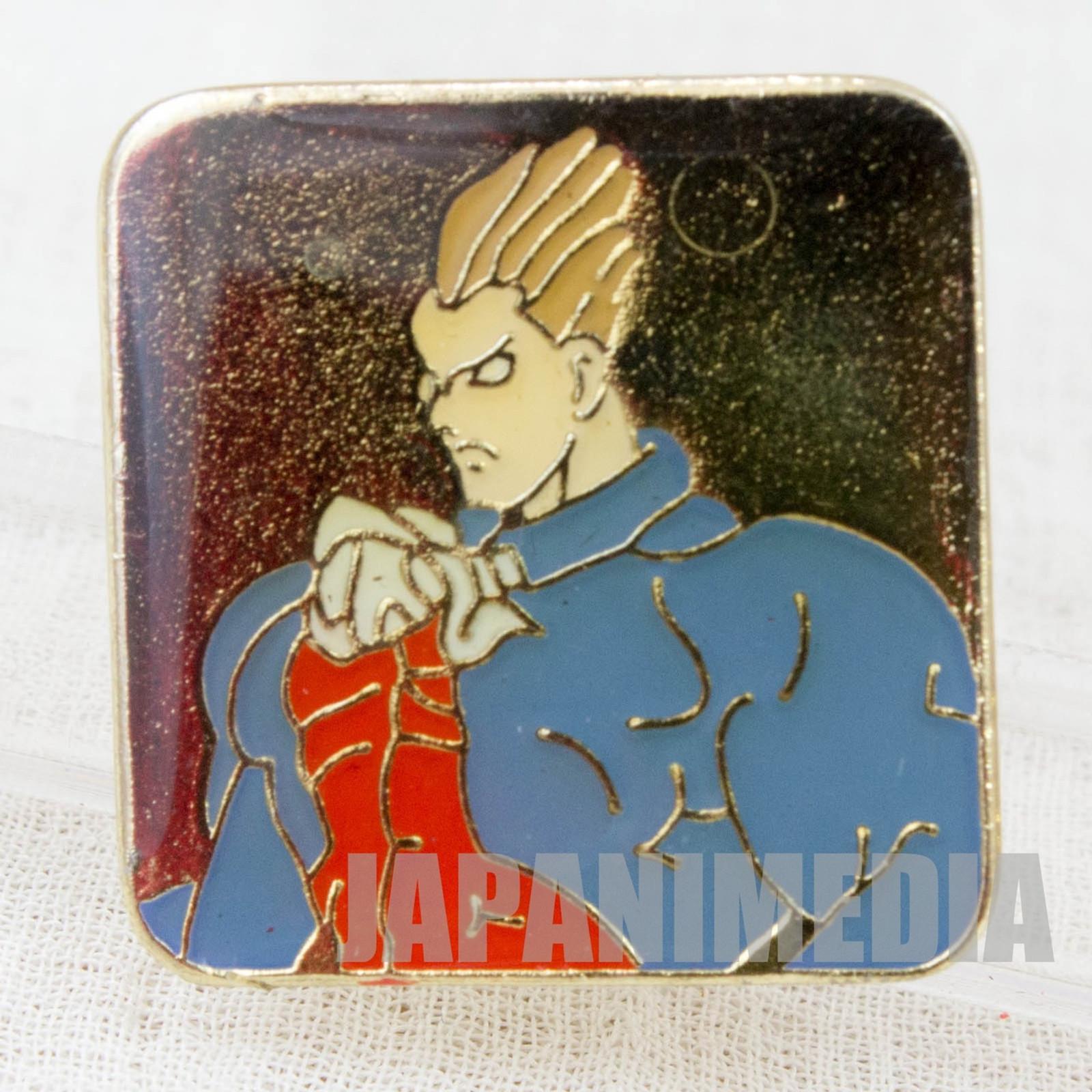Darkstalkers (Vampire) Demitri Metal Pins Capcom Character JAPAN
