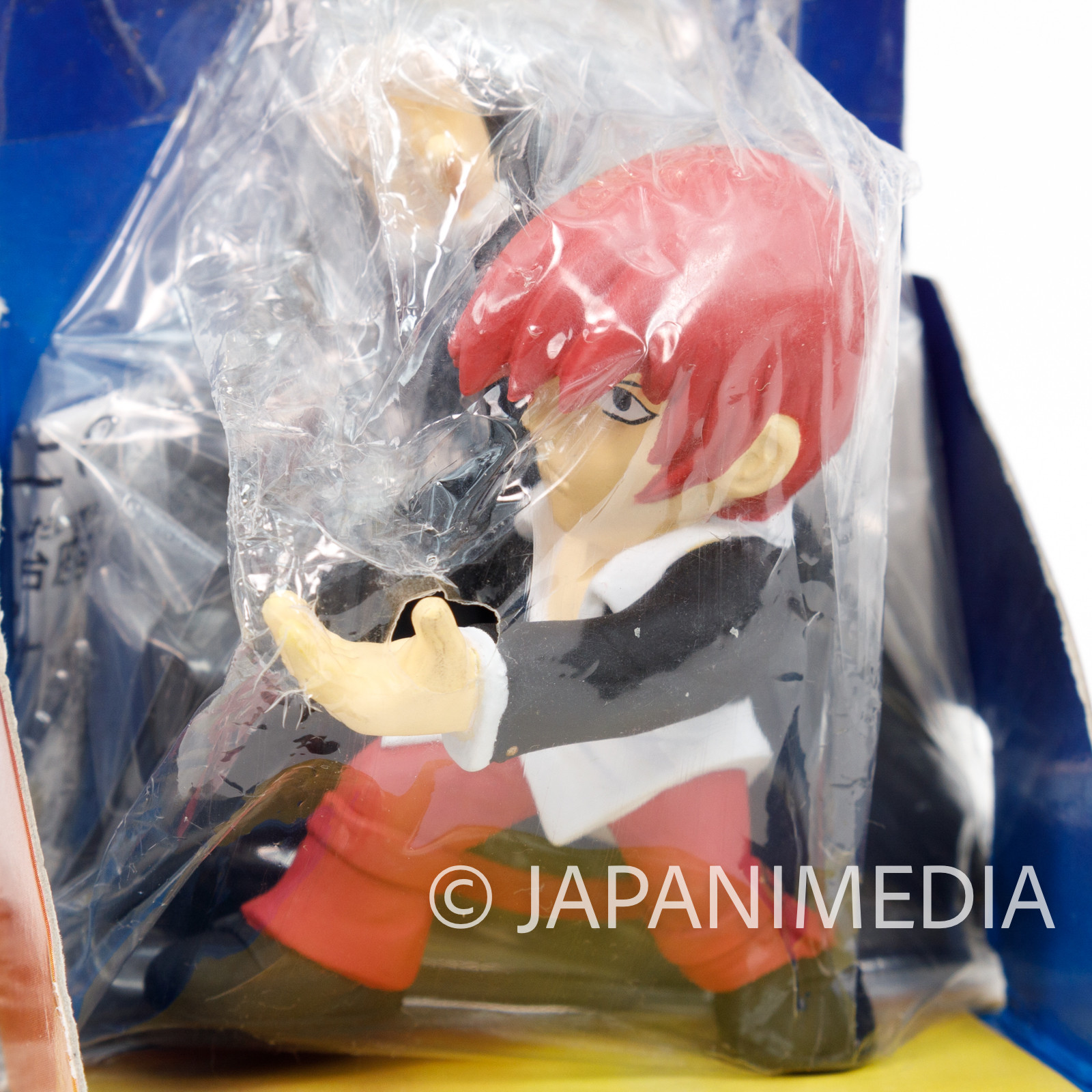 The King of Fighters Iori Yagami Pocket Figure Capcom vs SNK Banpresto JAPAN GAME
