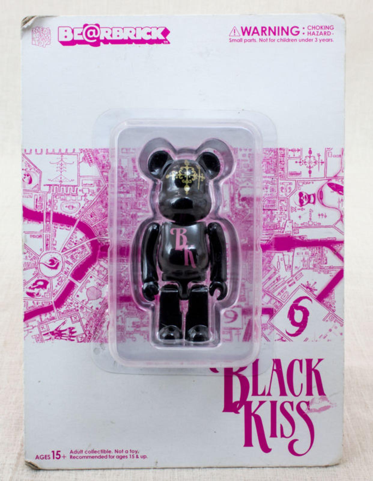 BLACK KISS Be@rbrick Bearbrick Medicom Toy JAPAN FIGURE