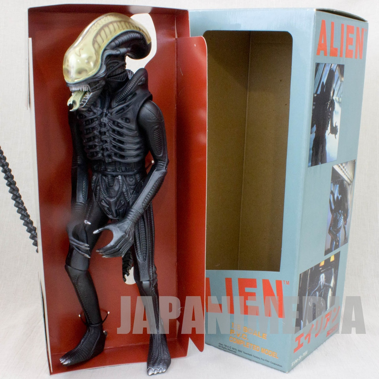 Alien Big Chap Figure 1/5 Scale PVC Completed Model Tsukuda Hobby SVM-29 JAPAN