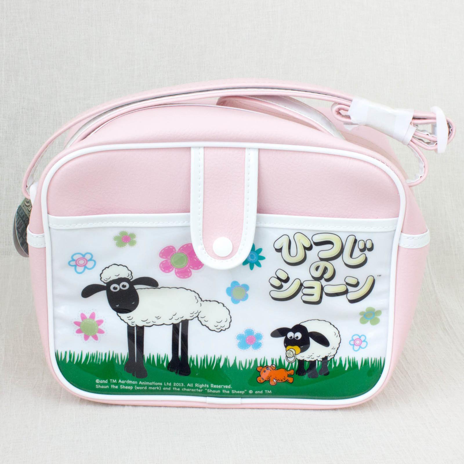 Shaun the Sheep School Child Bag Pink SK JAPAN Aardman