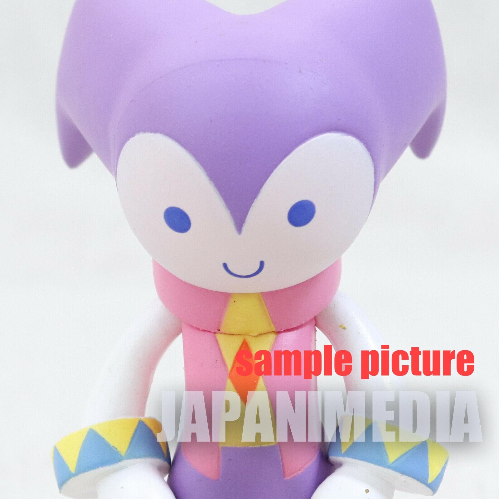 NiGHTS Jouney of Dreams PaPETCH : X001 Mini Figure SEGA Wii 2